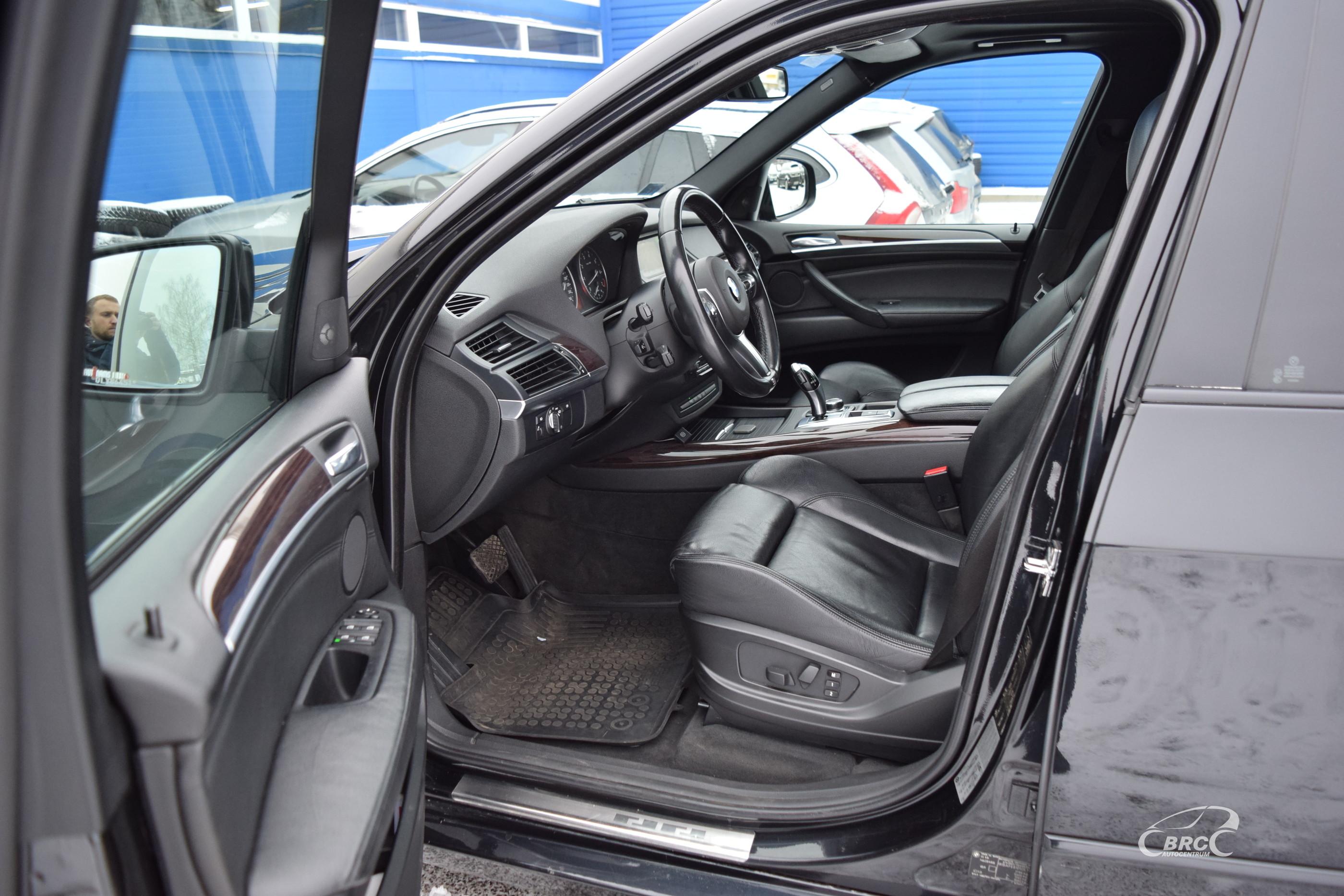 BMW X5 4.8i A/T