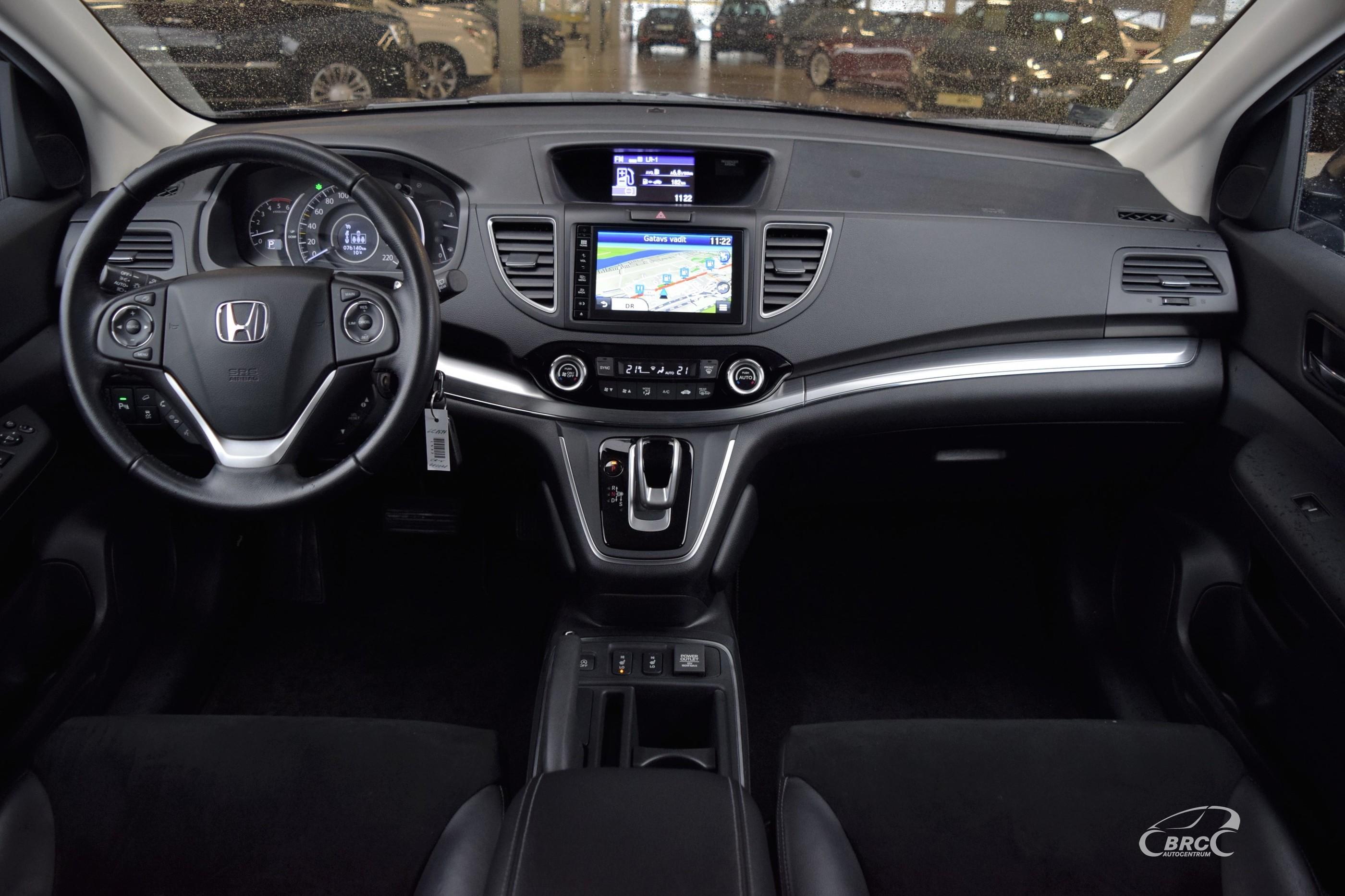 Honda CRV AWD A/T