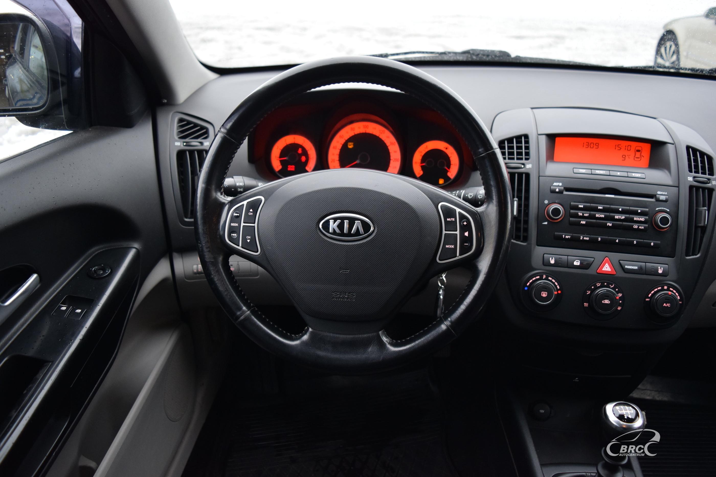 Kia Ceed M/T