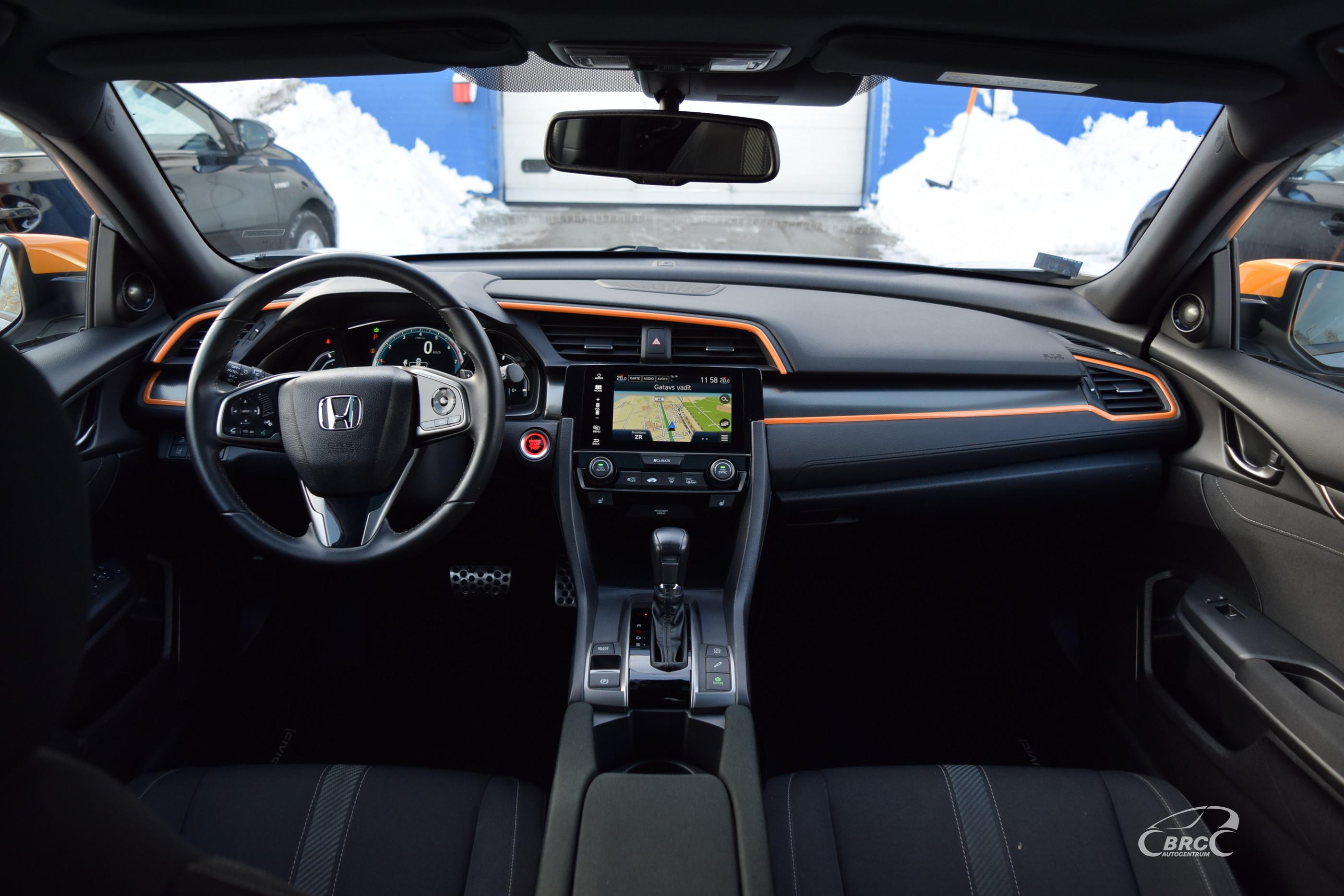 Honda Civic 5DR A/T