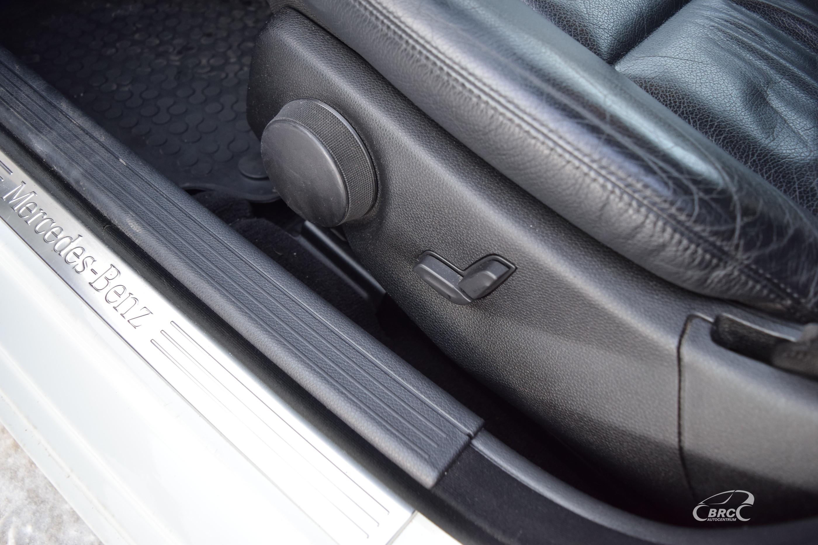 Mercedes-Benz C 350 CDi BlueEfficiency A/T