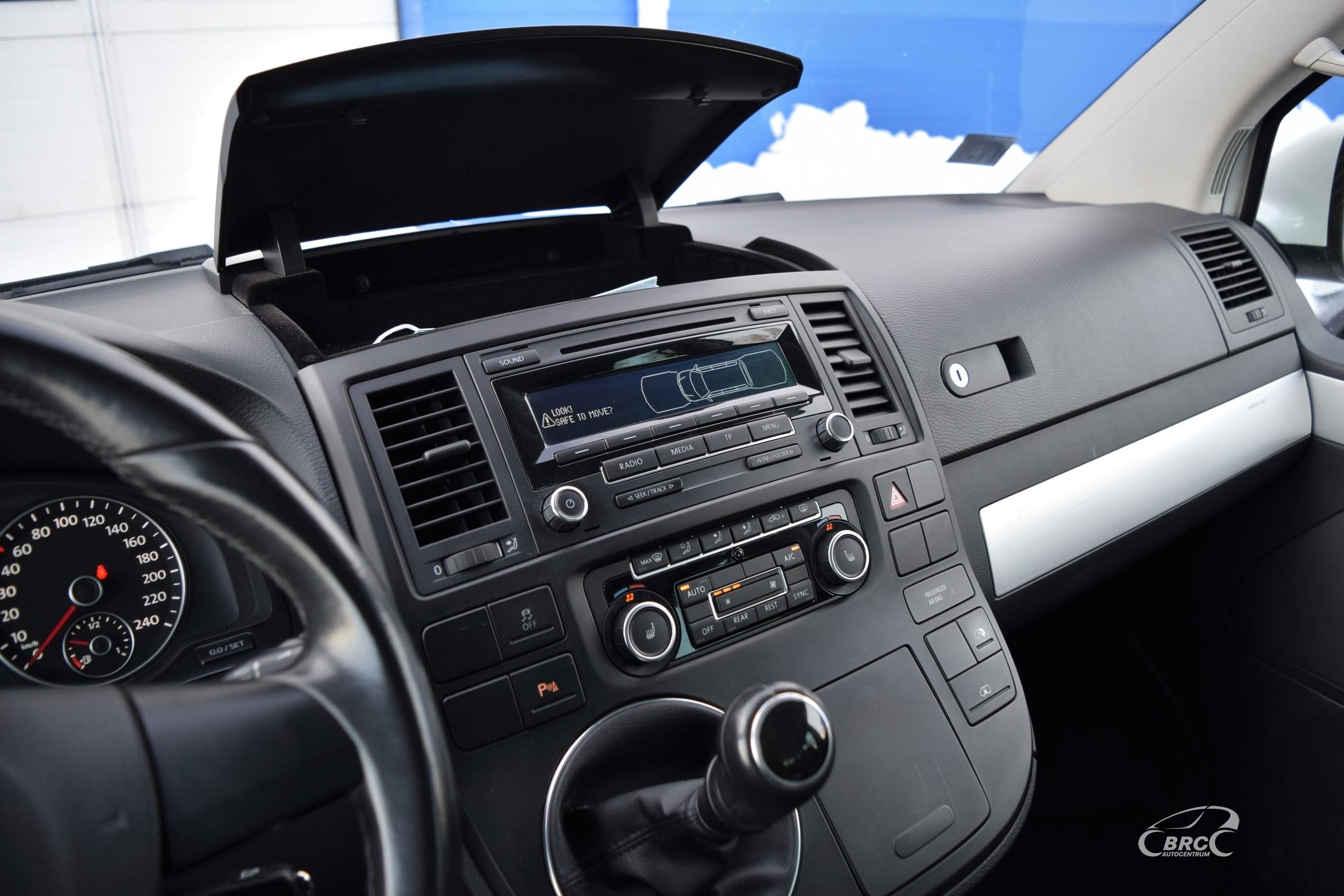 Volkswagen Multivan TDi M/T 7 seats