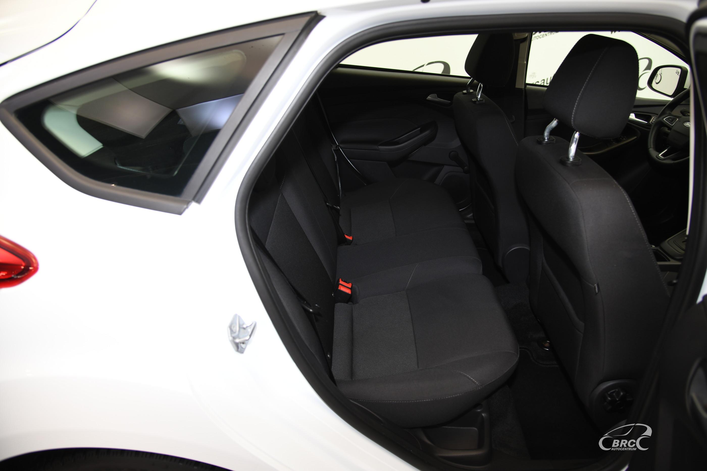 Ford Focus 1.0 Trend Automatas