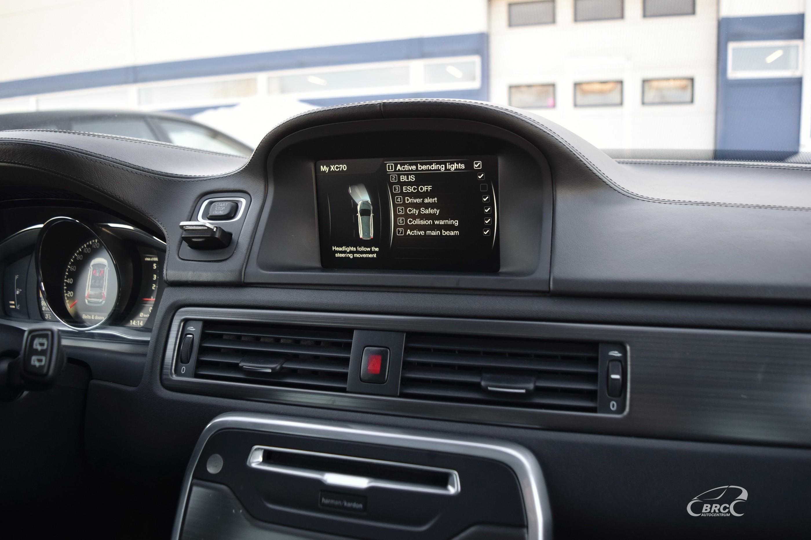 Volvo XC 70 D5 AWD Summum A/T