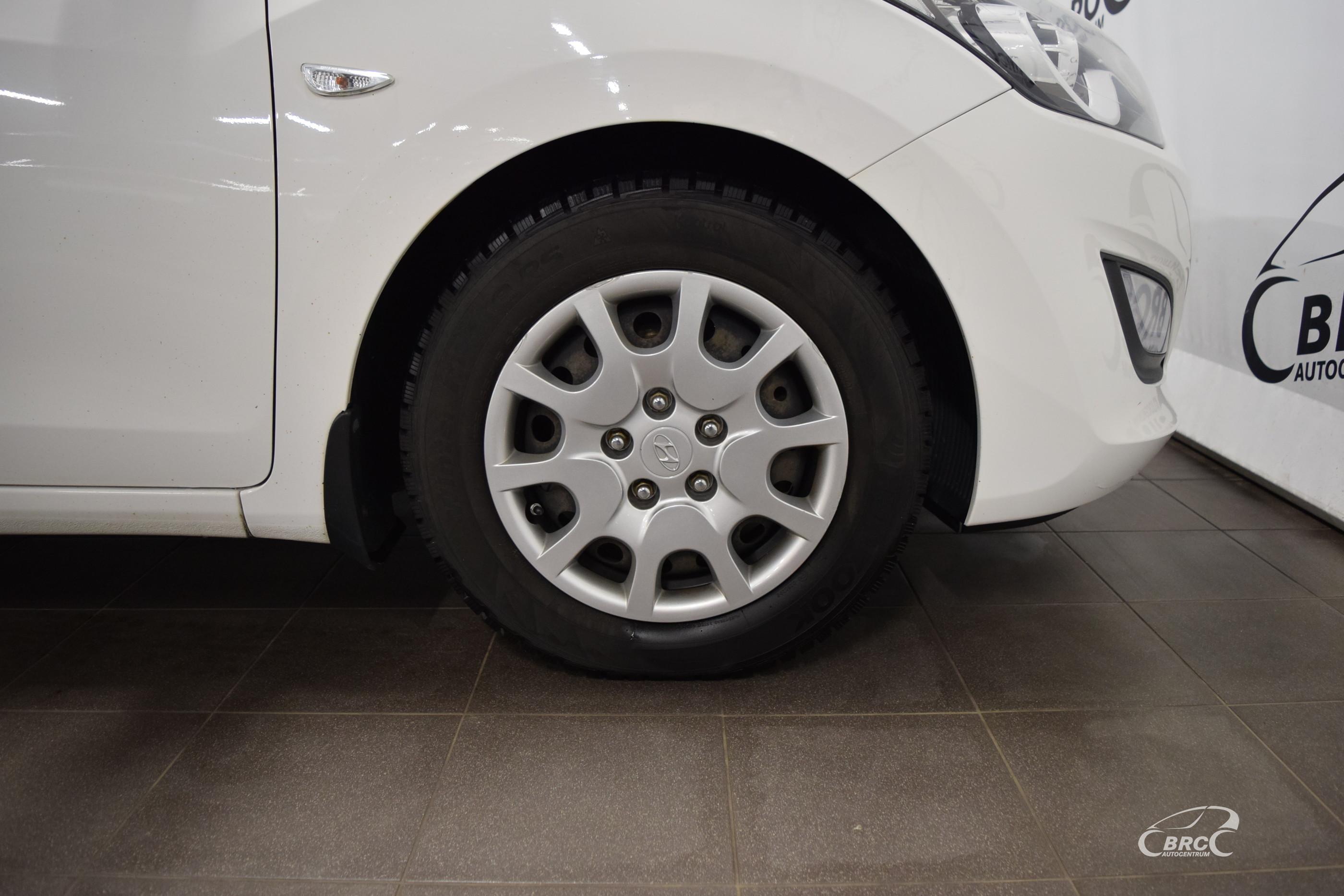 Hyundai i30 M/T