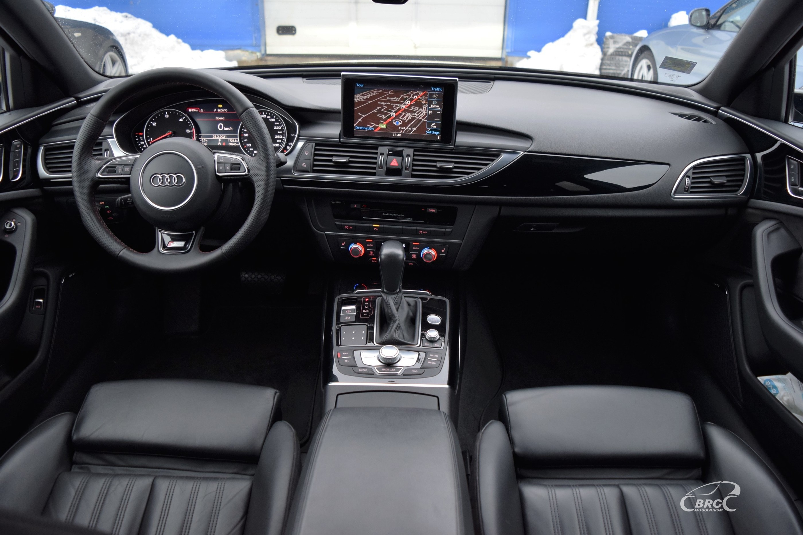 Audi A6 Avant TDI S-Line