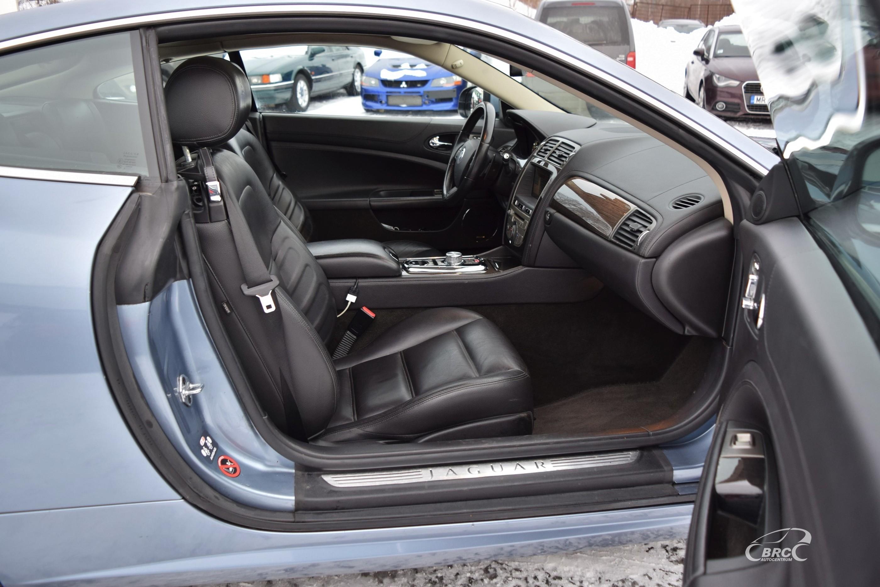 Jaguar XKR Supercharged