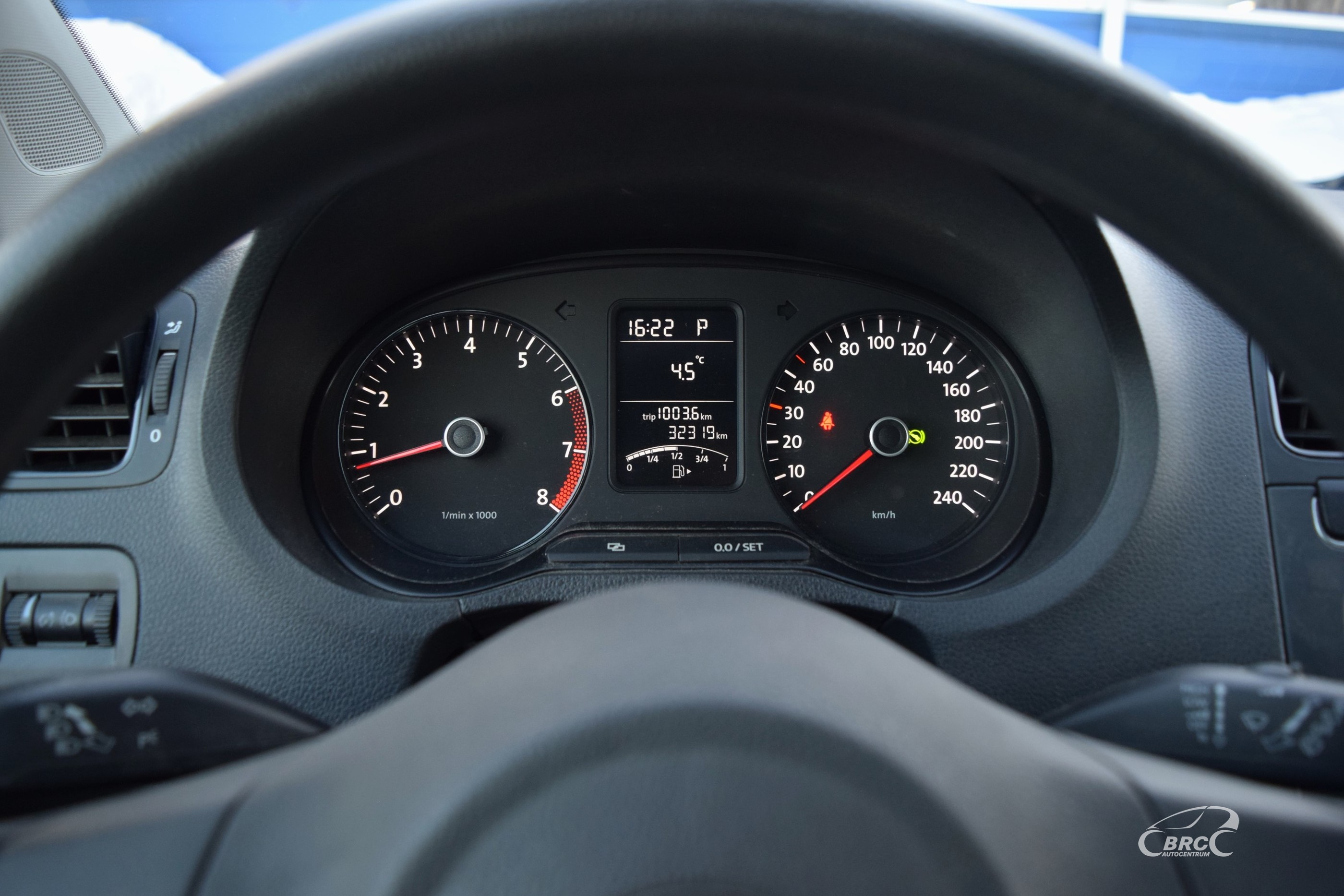 Volkswagen Polo DSG