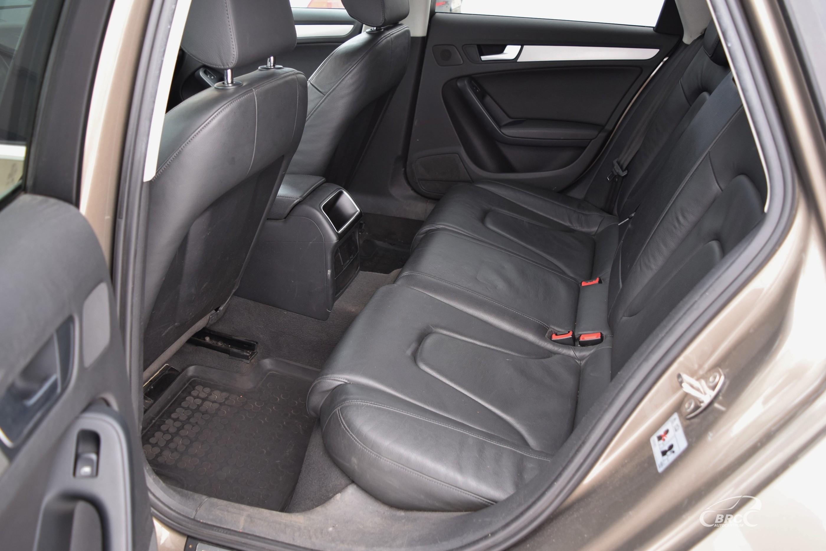 Audi A4 Avant TDI M/T