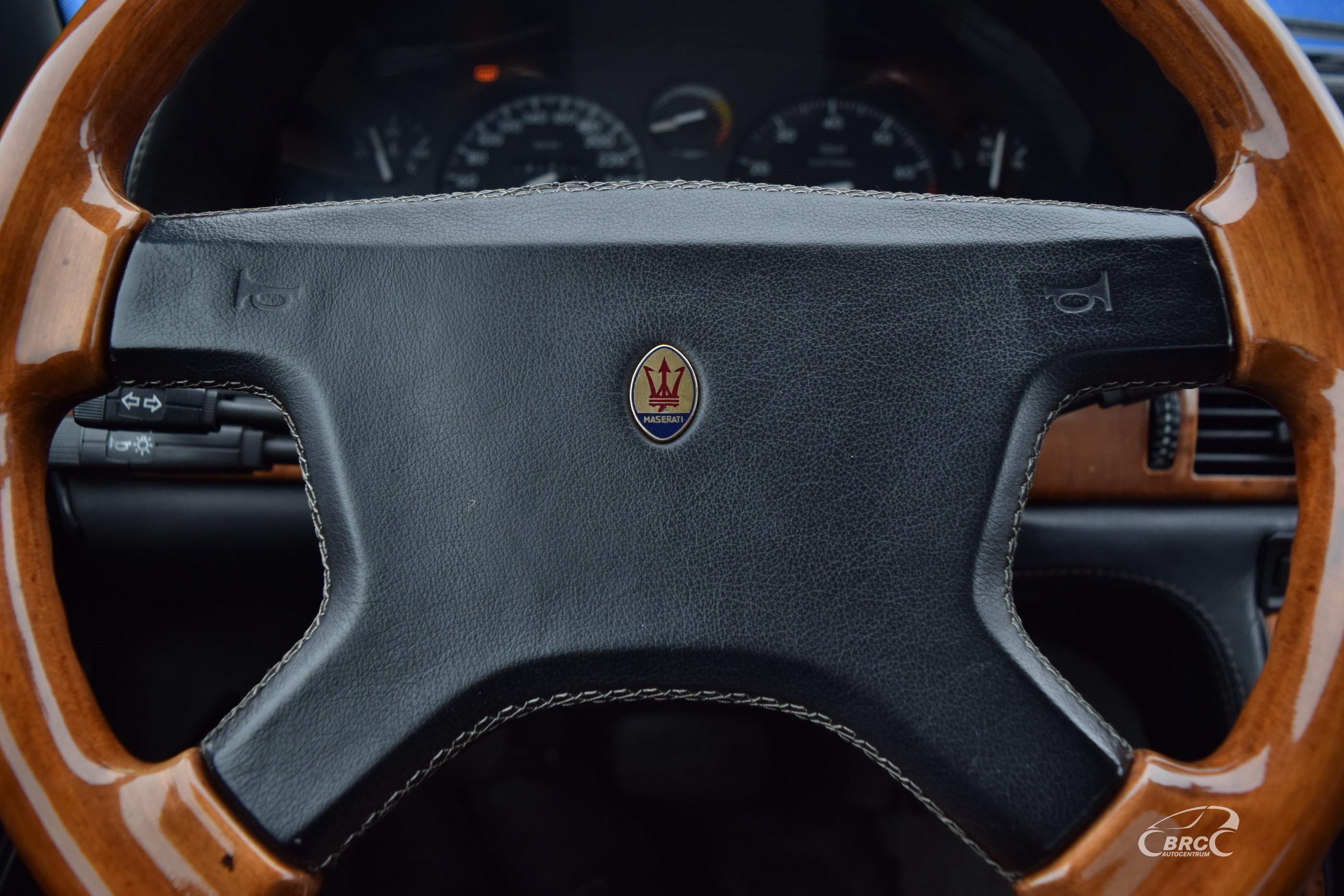 Maserati Ghibli A/T