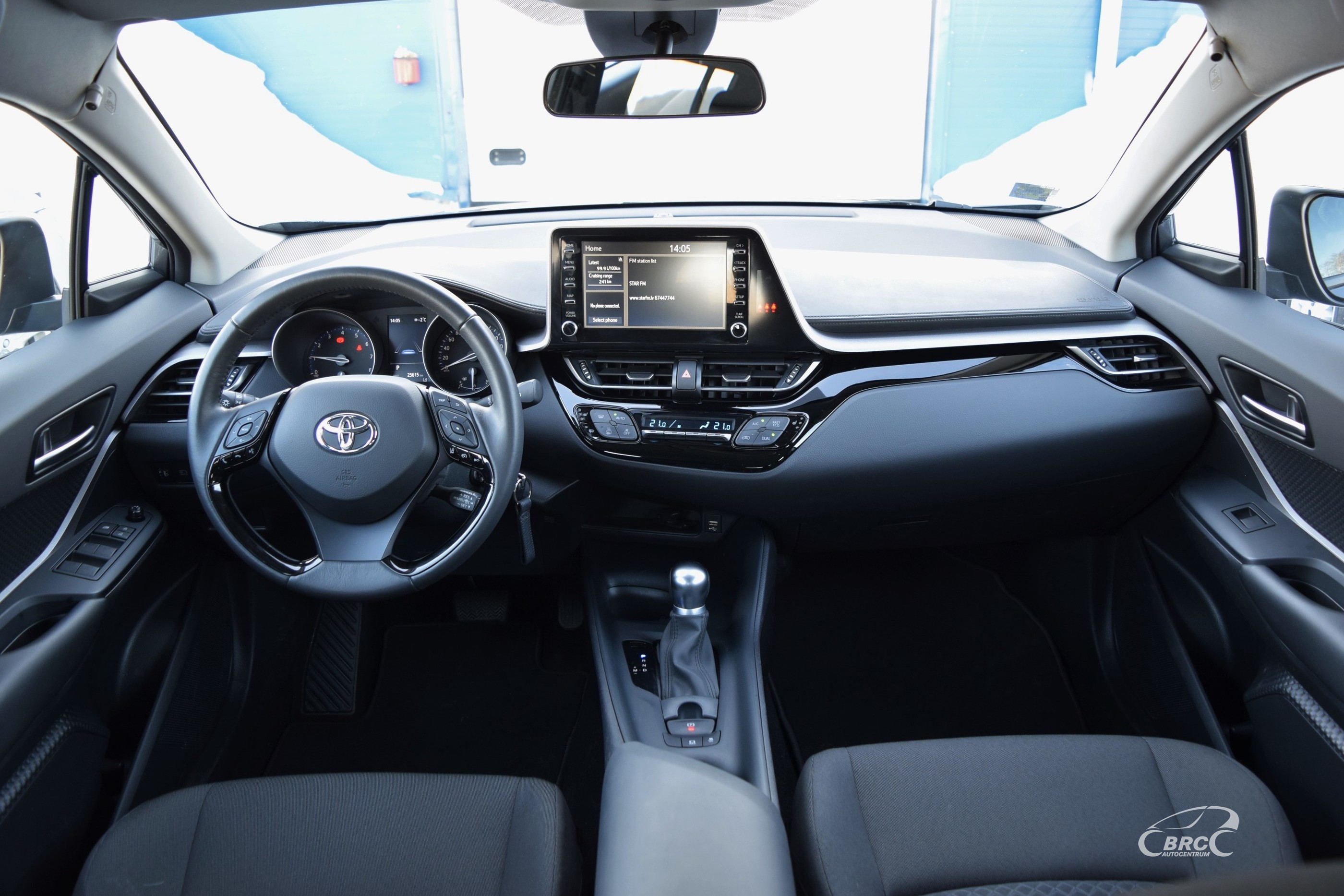 Toyota C-HR A/T