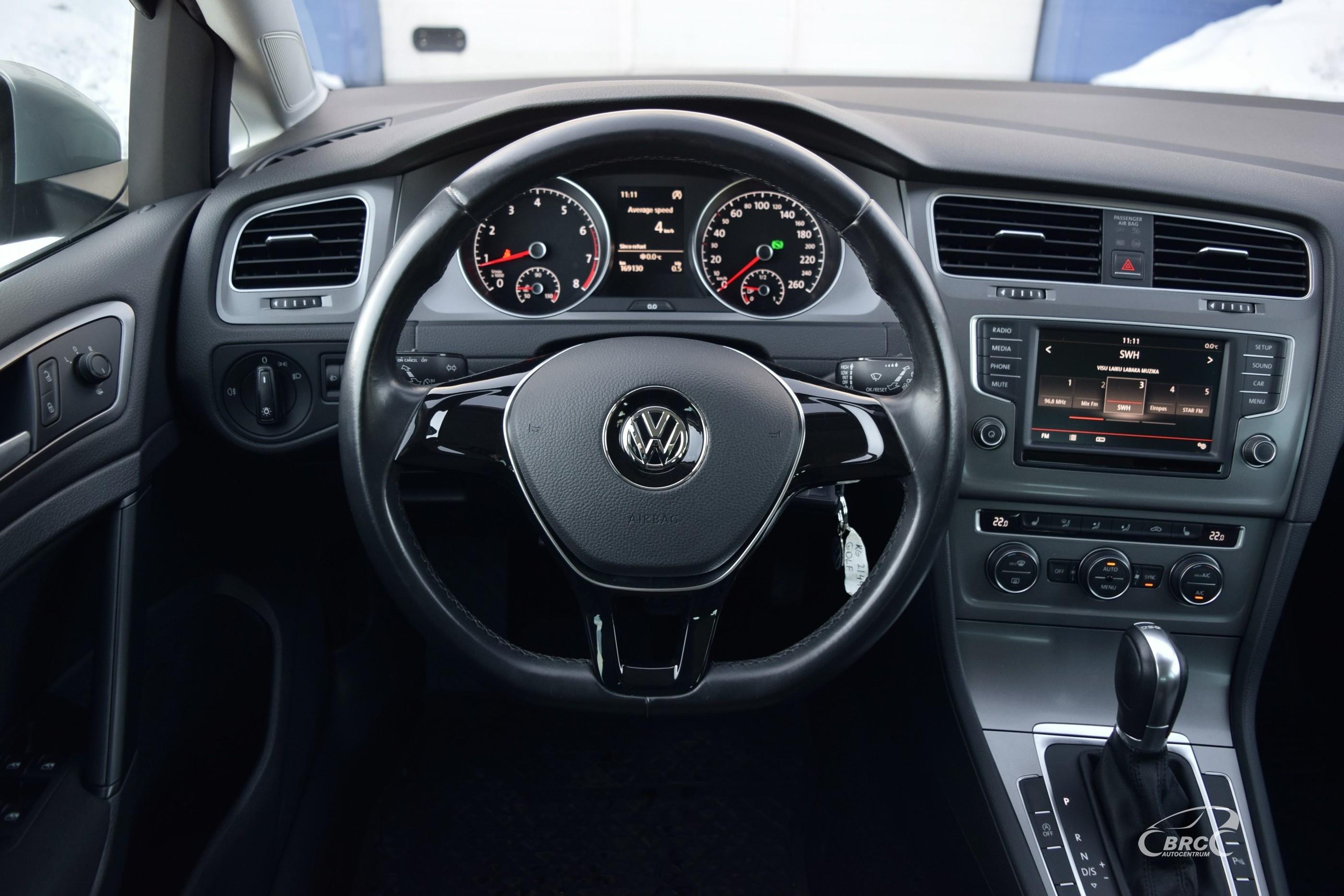 Volkswagen Golf Variant DSG