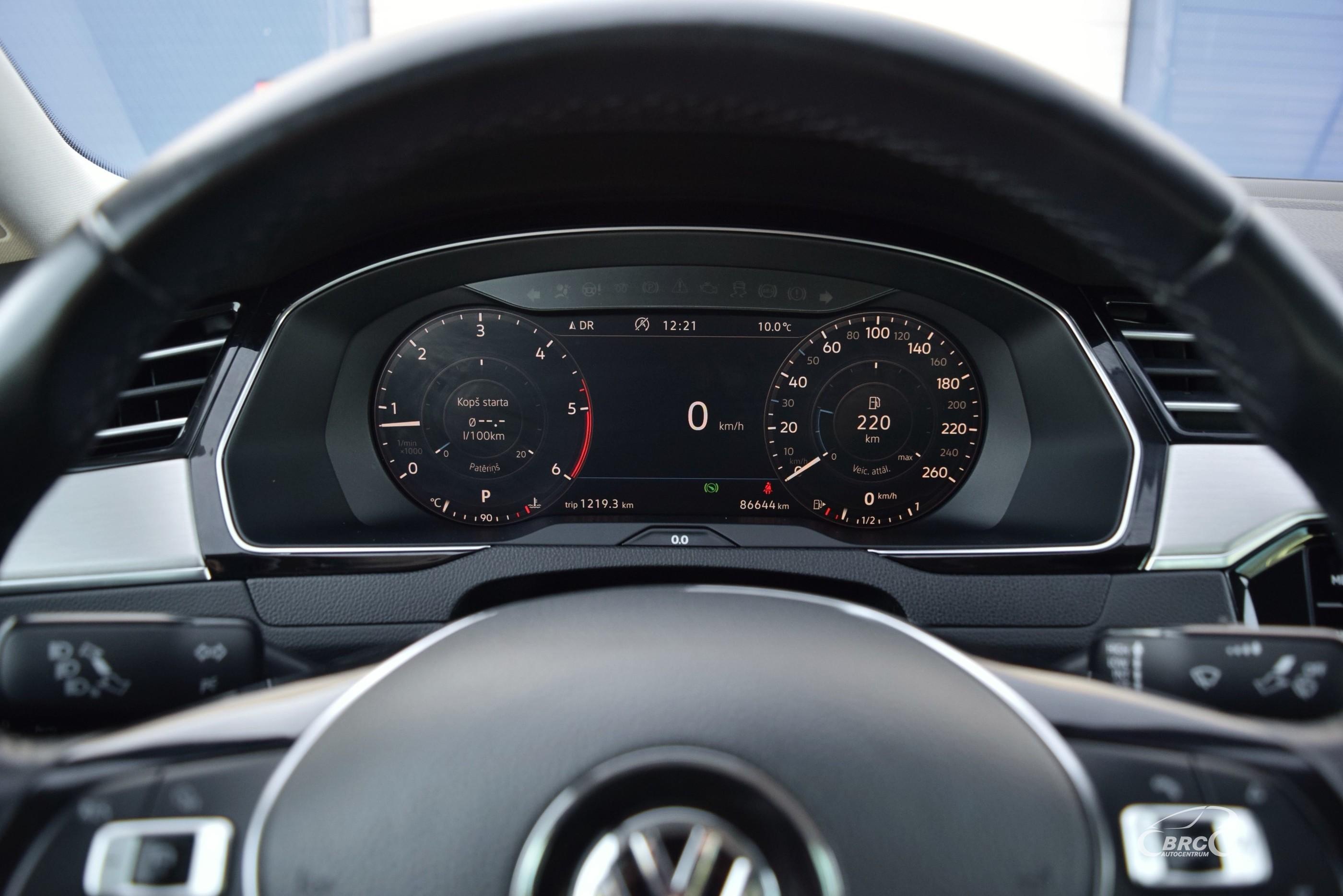 Volkswagen Passat Limousine R-Line DSG