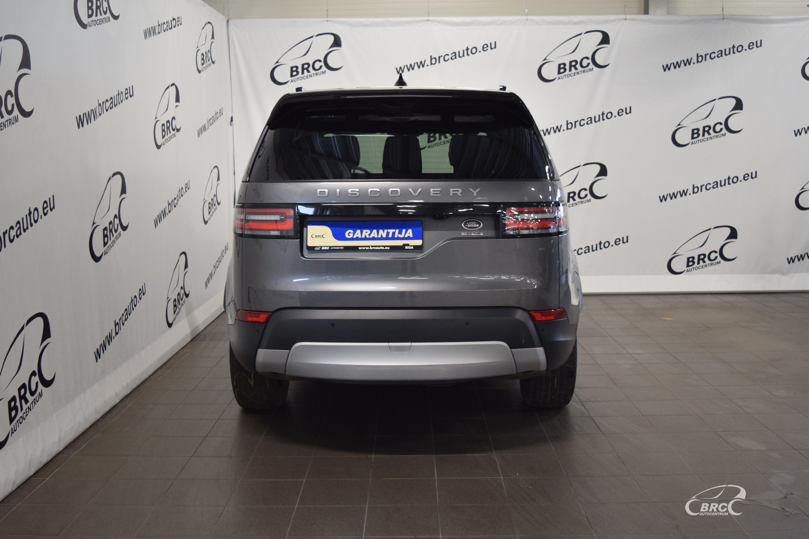 Land Rover Discovery Td6 HSE 7 seats