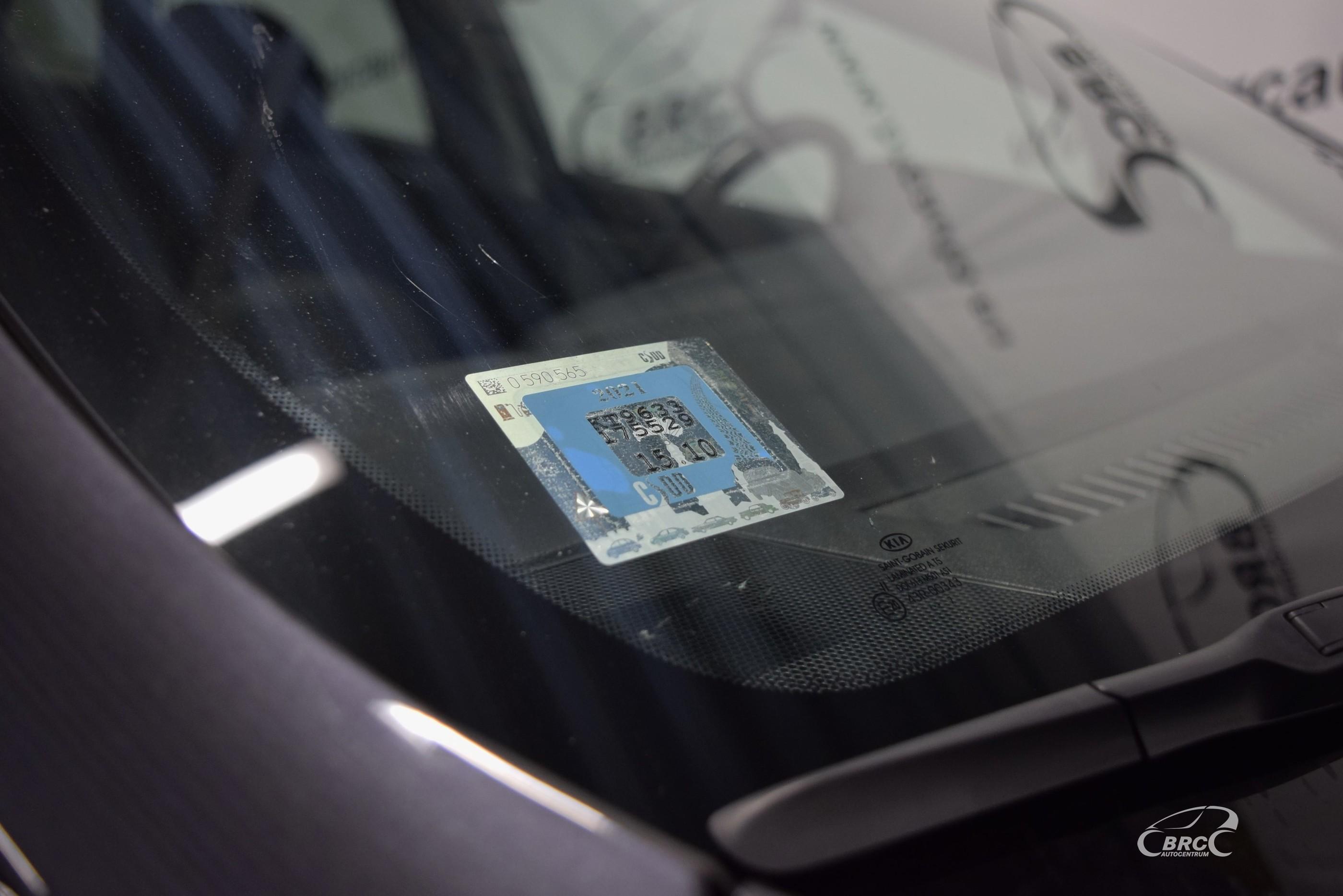Kia Ceed SW CRDi Eco Dynamics