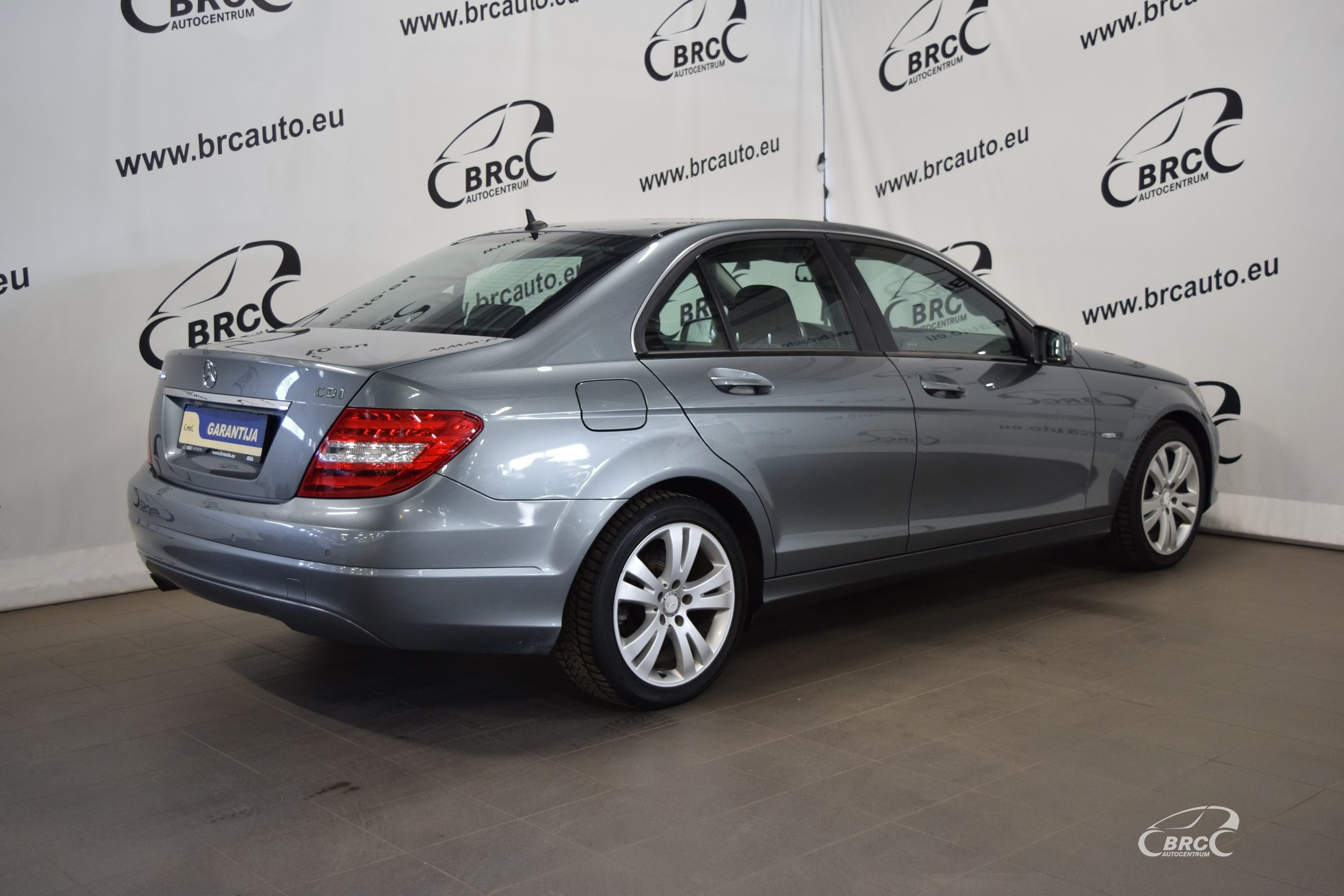 Mercedes-Benz C 200 CDi BlueEfficiency A/T