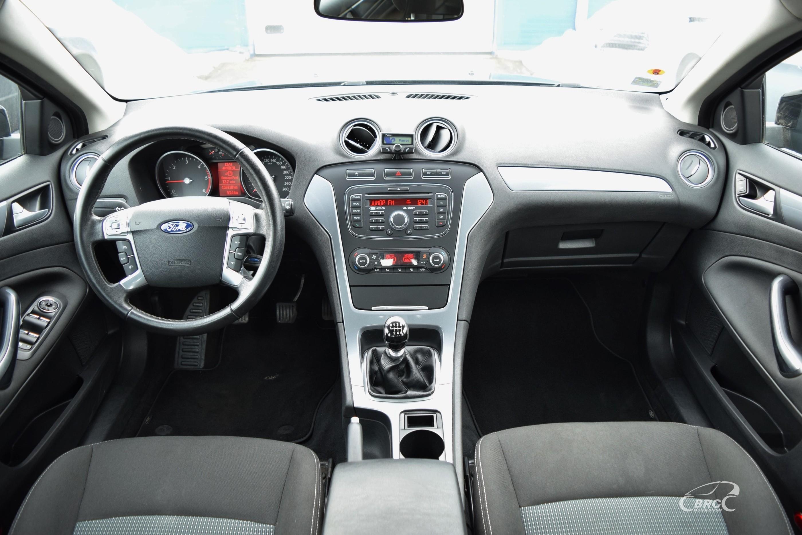 Ford Mondeo Duratorq TDCi M/T