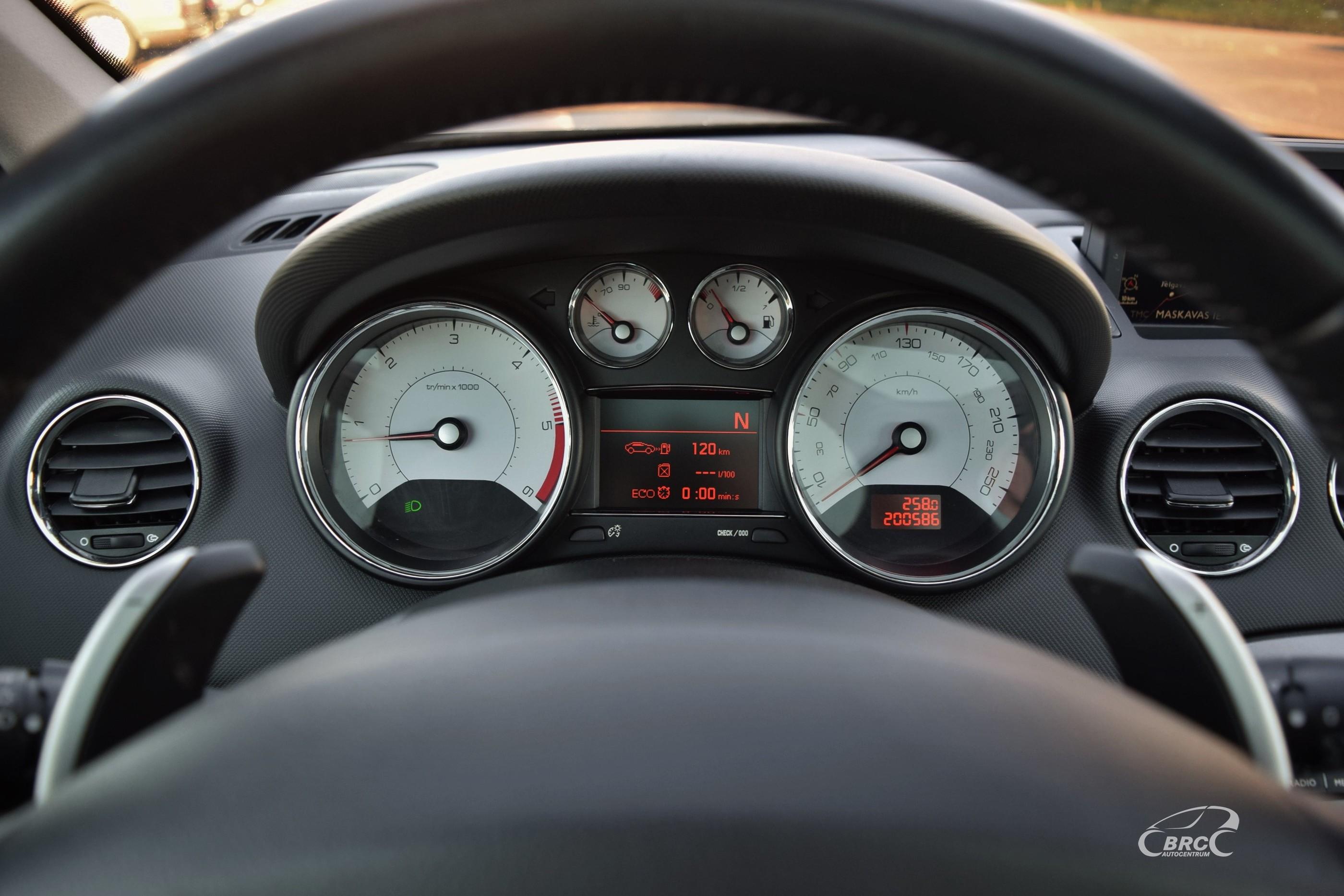 Peugeot 308 SW e-HDi A/T