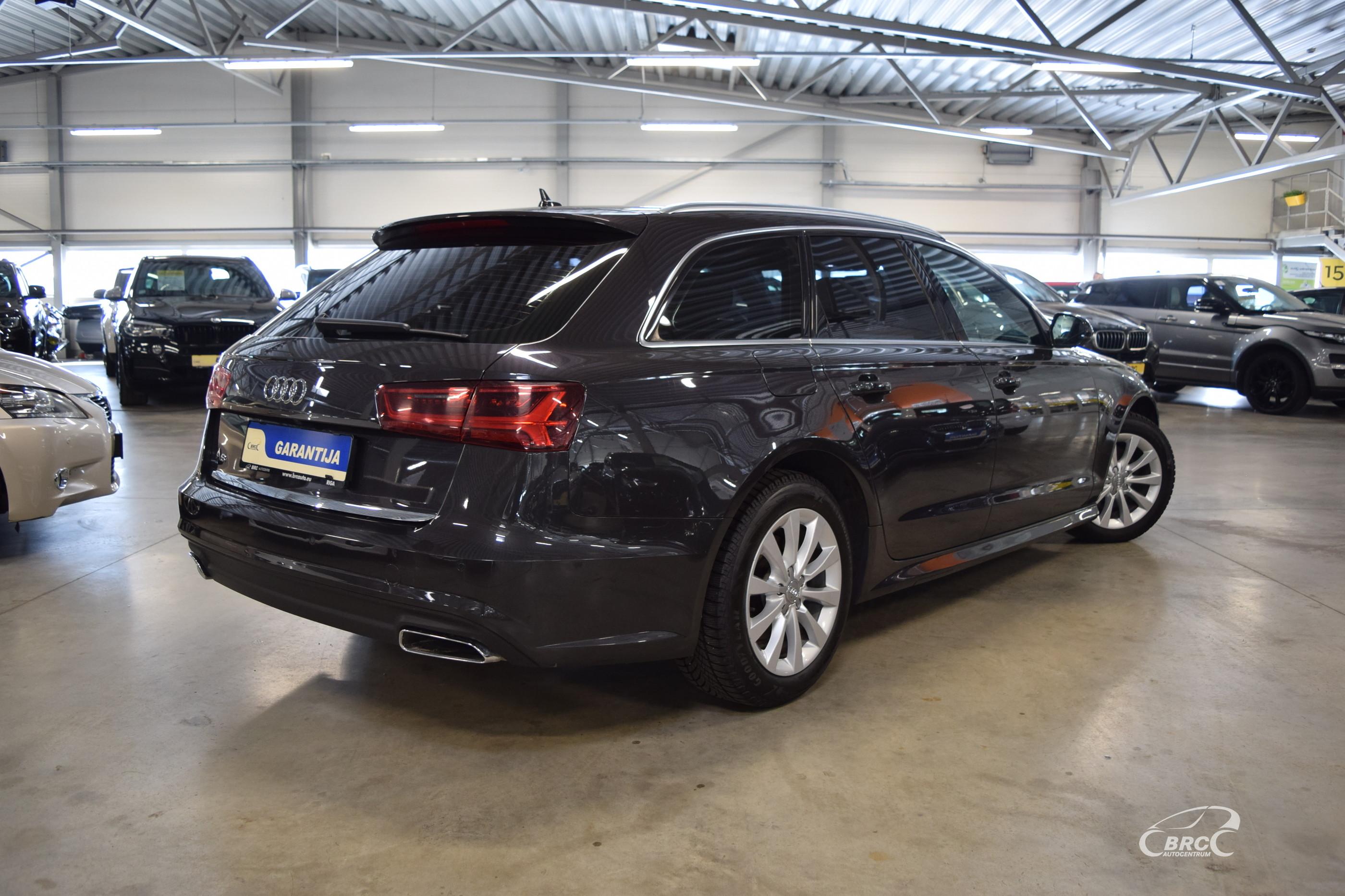 Audi A6 Avant A/T