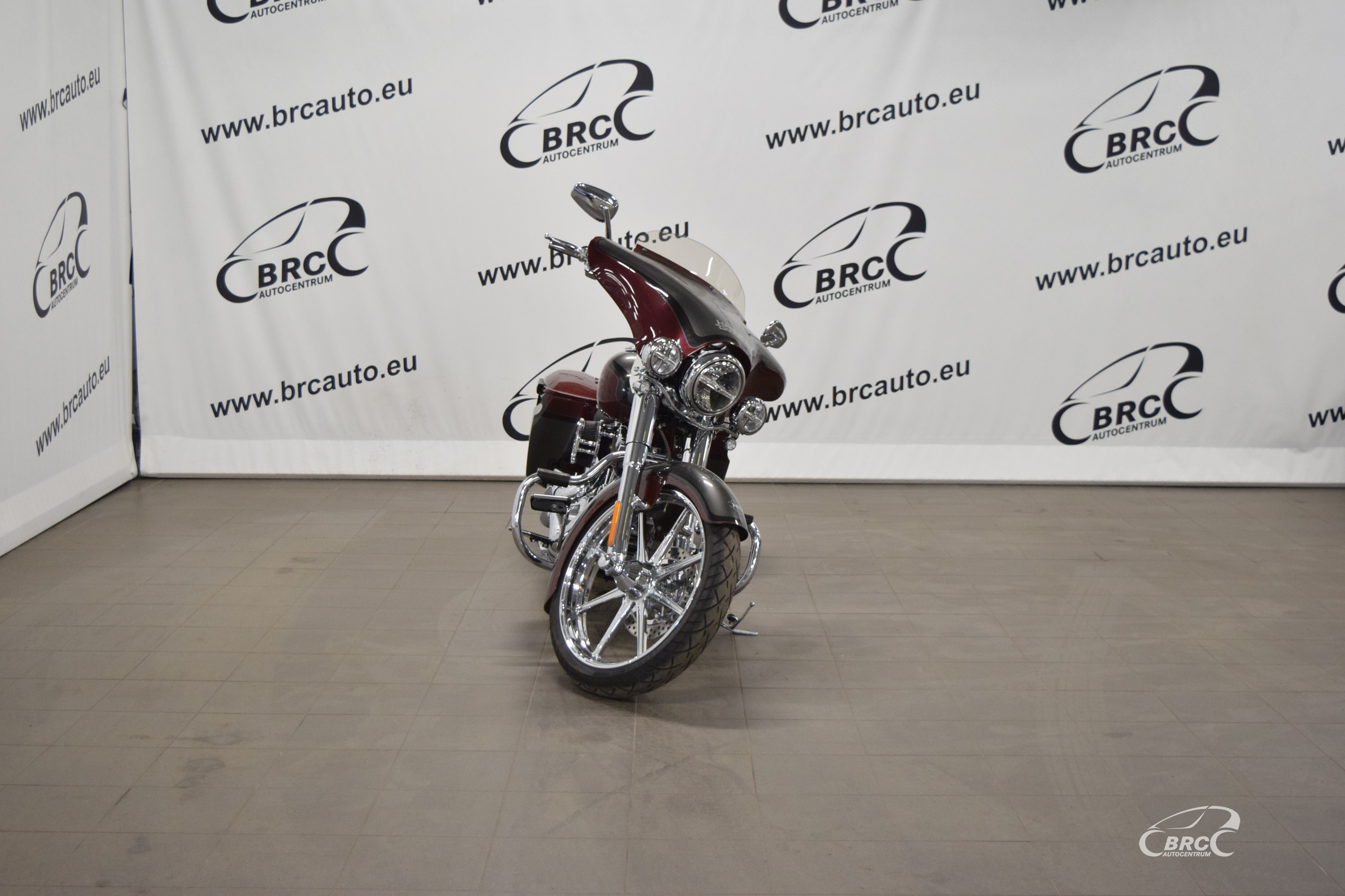 Harley-Davidson CVO Deluxe Tommy & Sons