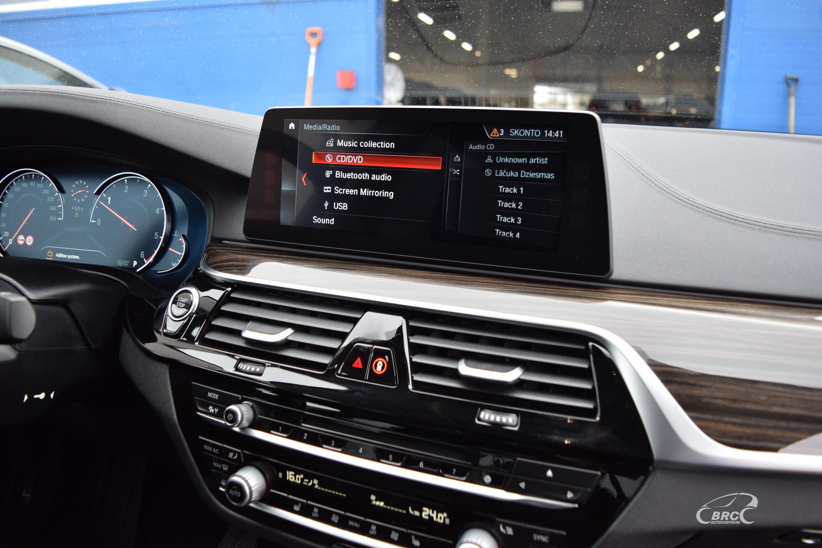BMW 530 D xDrive Luxury Line