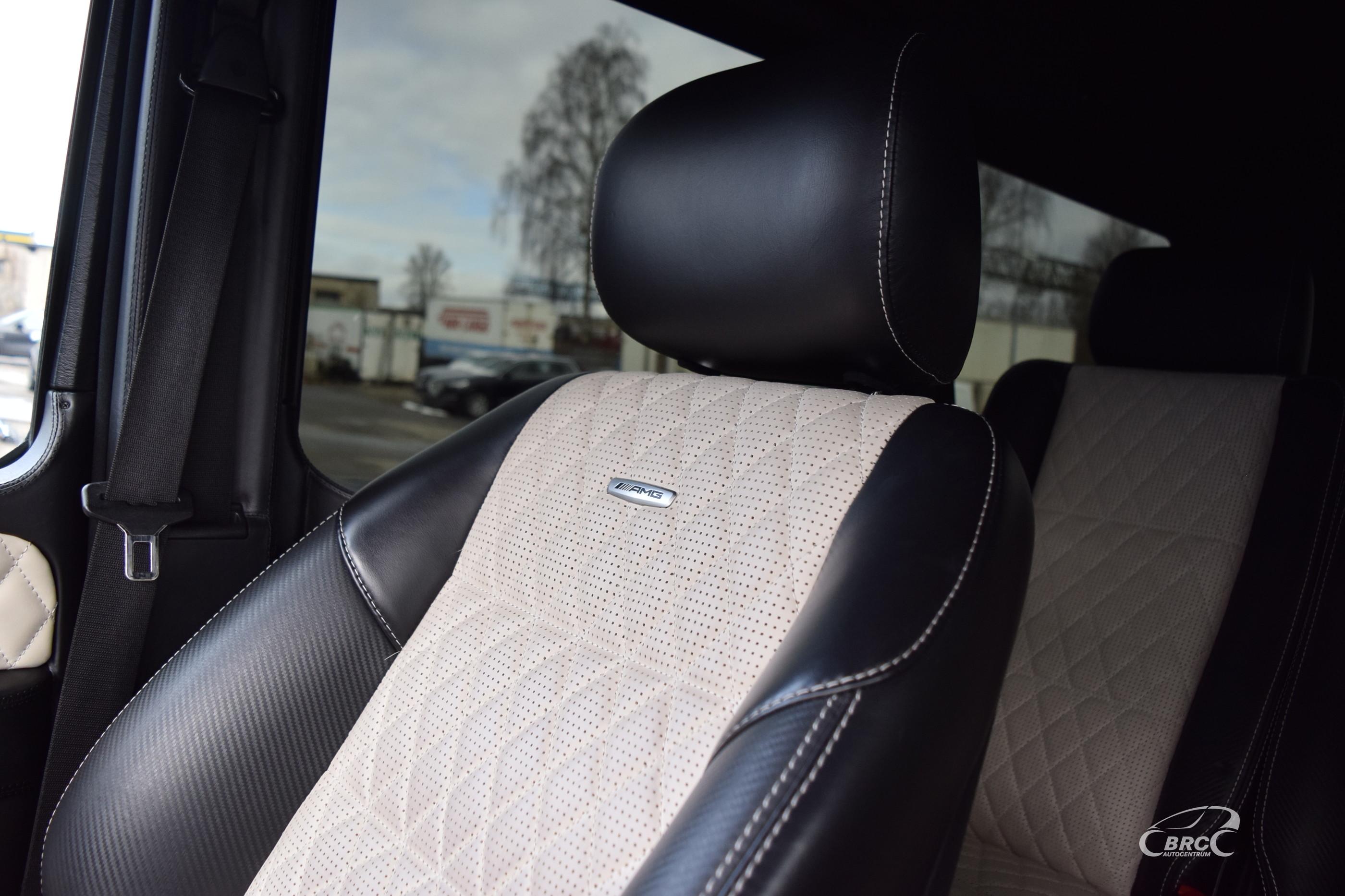 Mercedes-Benz G 55 AMG Kleeman Performance 580hp