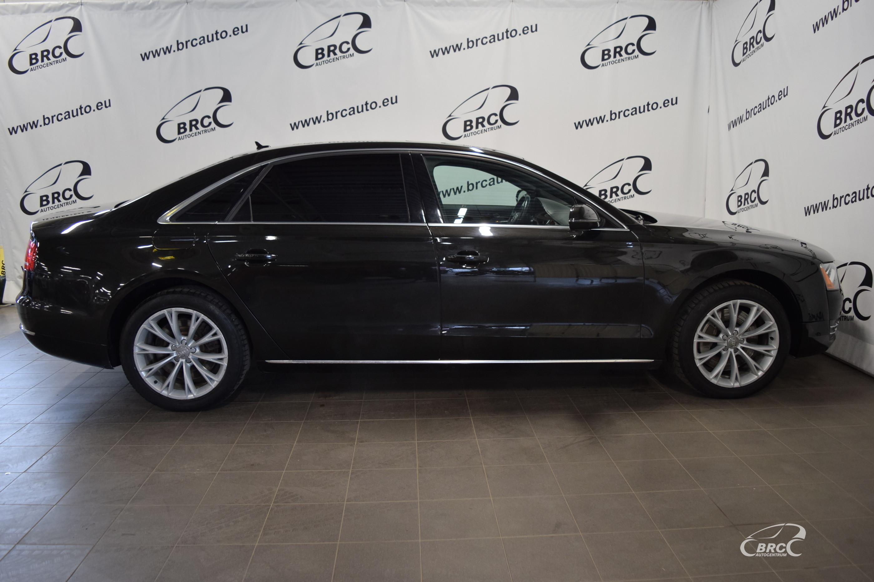 Audi A8 L Quattro