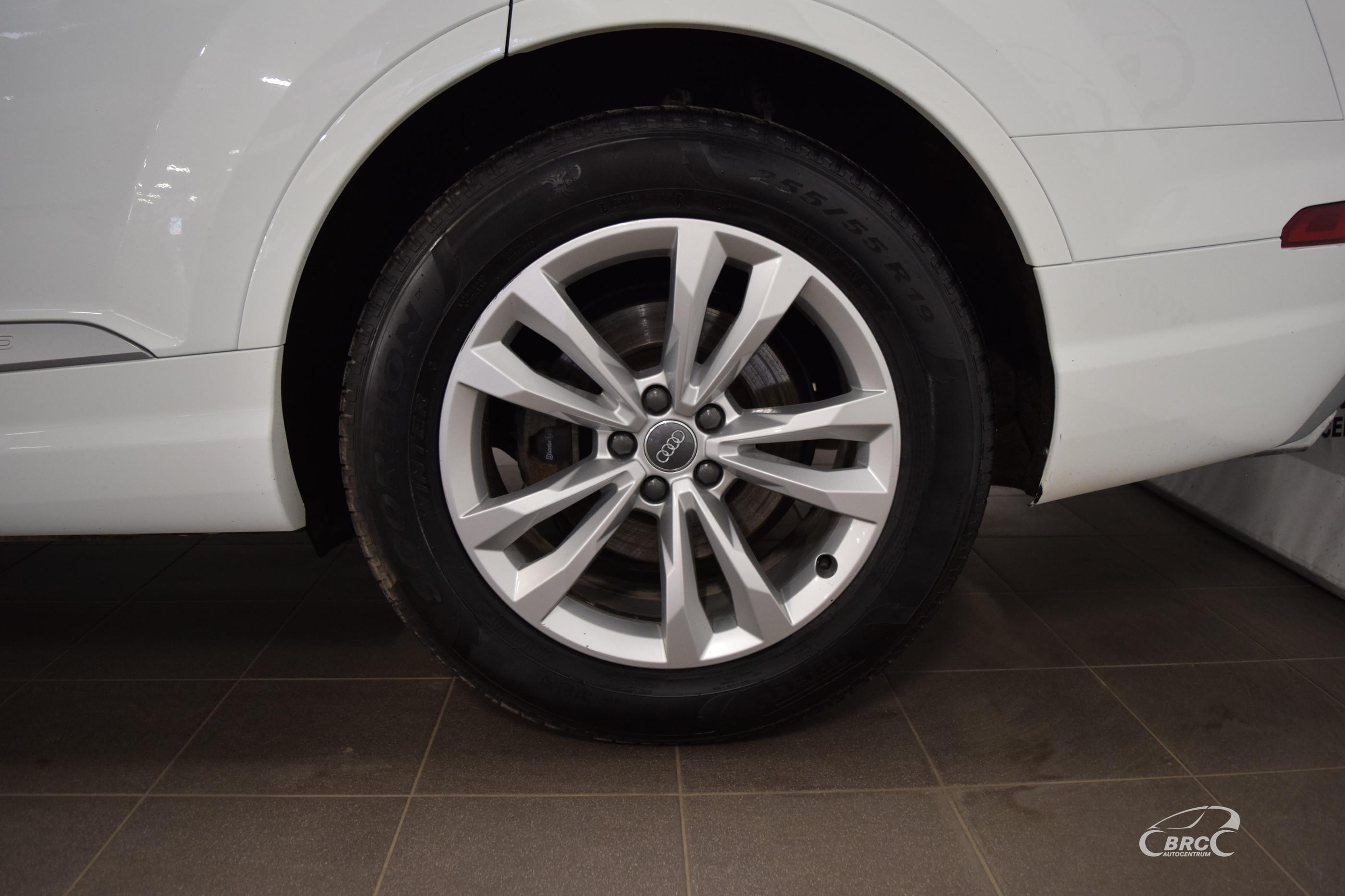 Audi Q7 TDi Quattro