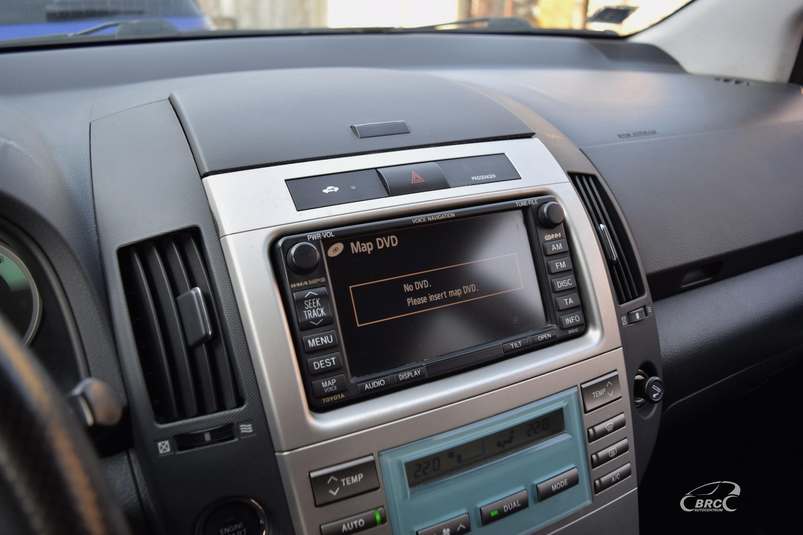 Toyota Corolla Verso D-CAT M/T