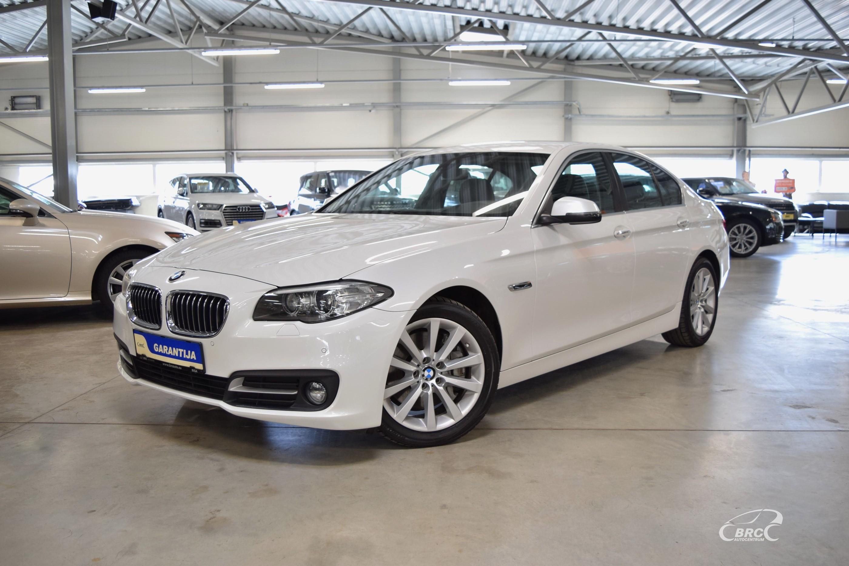 BMW 525 D