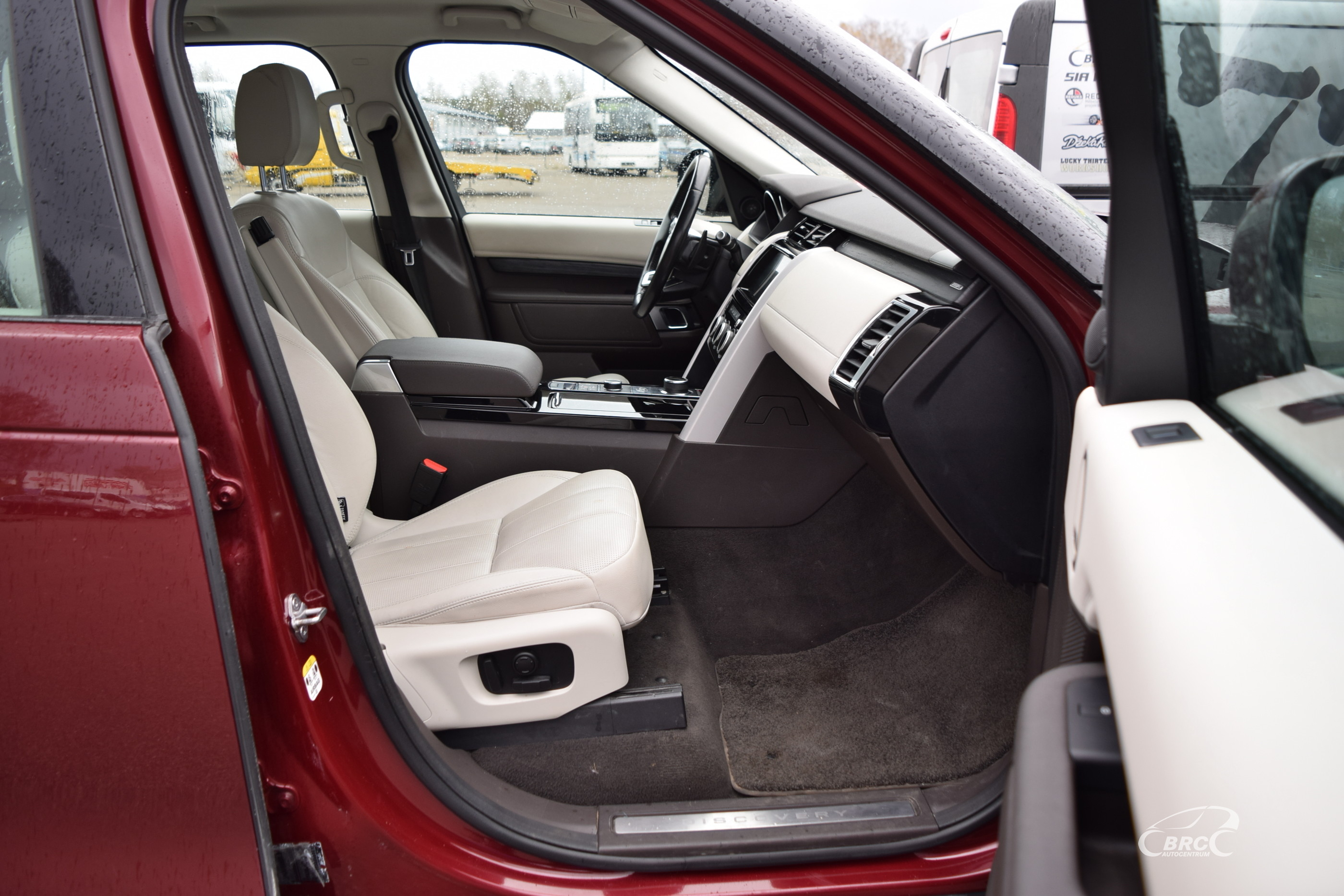 Land Rover Discovery HSE Adventure 7 seats