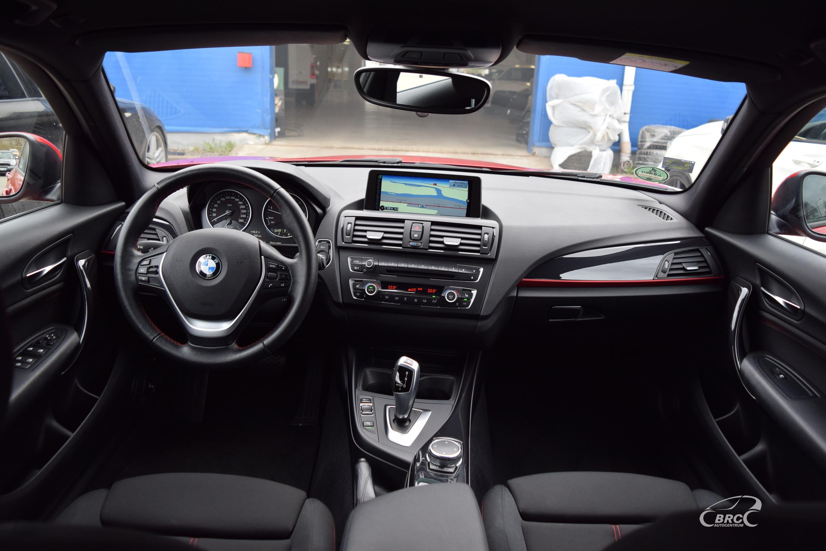 BMW 125 D Sport Line A/T