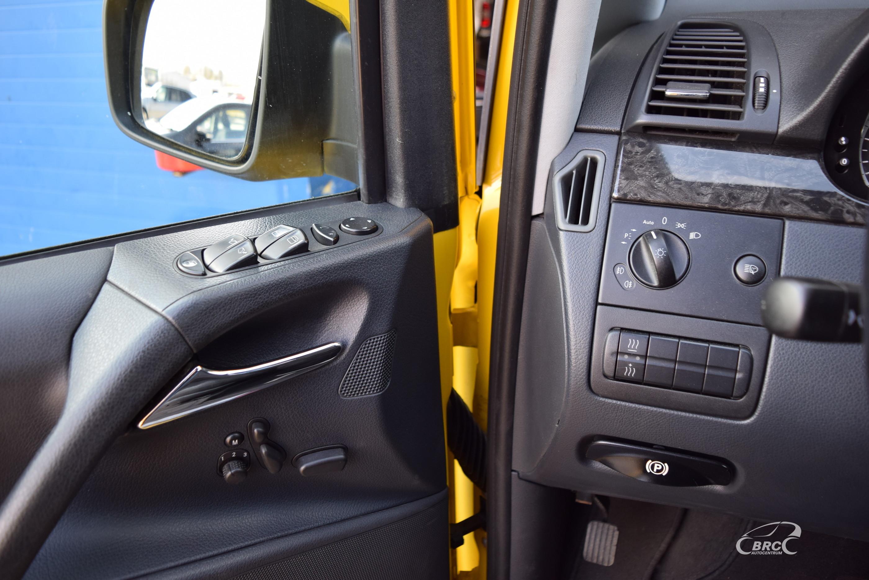 Mercedes-Benz Viano V6 Ambiente A/T 8 seats