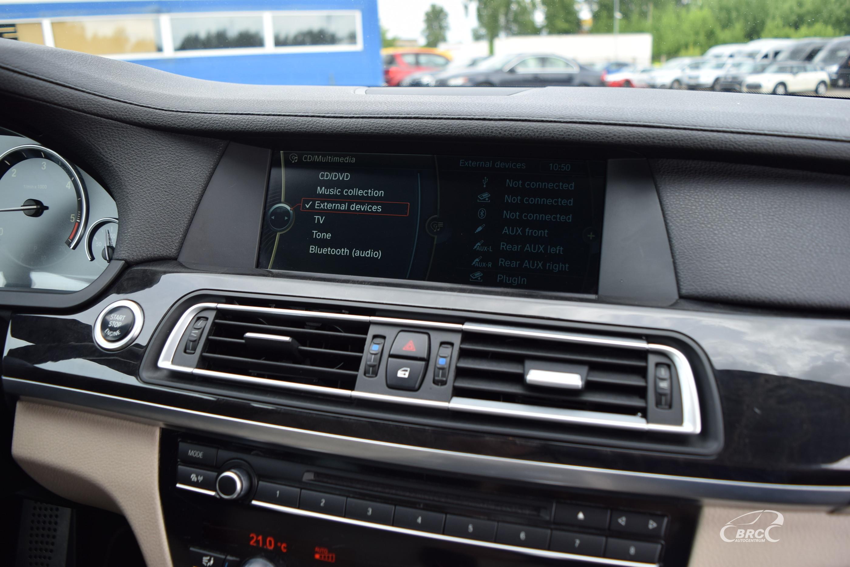 BMW 740 xDrive M-Pakete