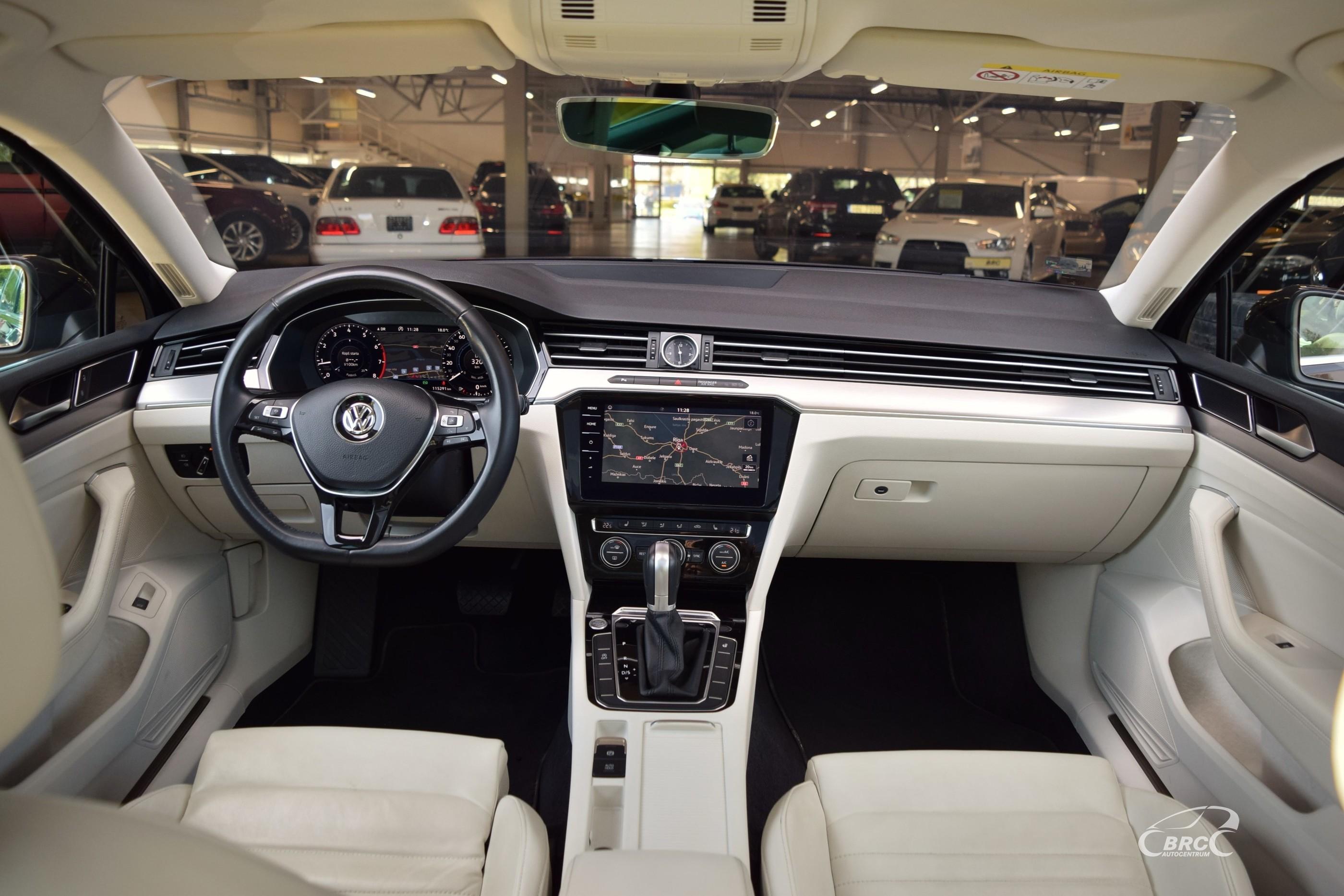 Volkswagen Passat Variant TSi DSG