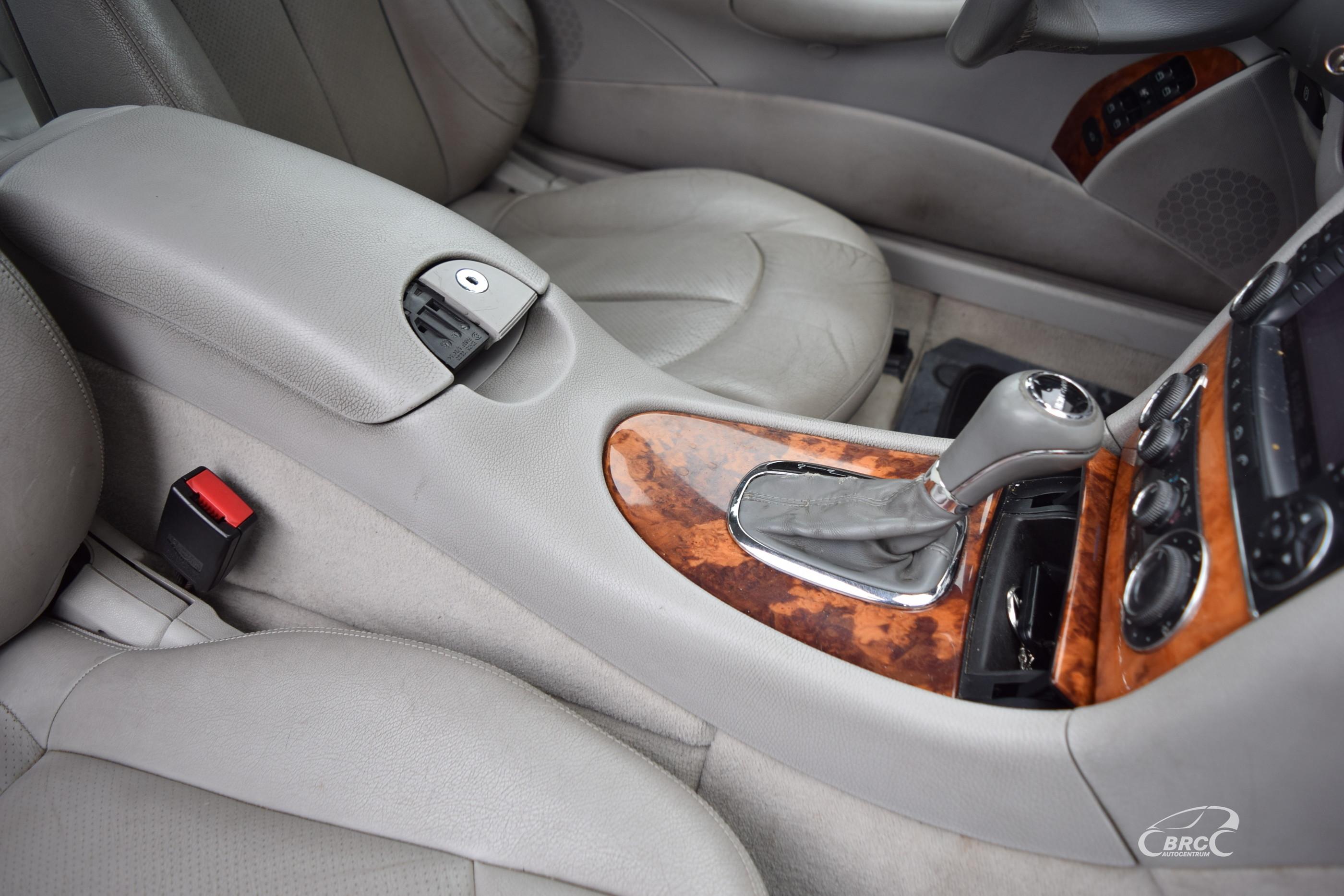 Mercedes-Benz CLK 240 Elegance A/T