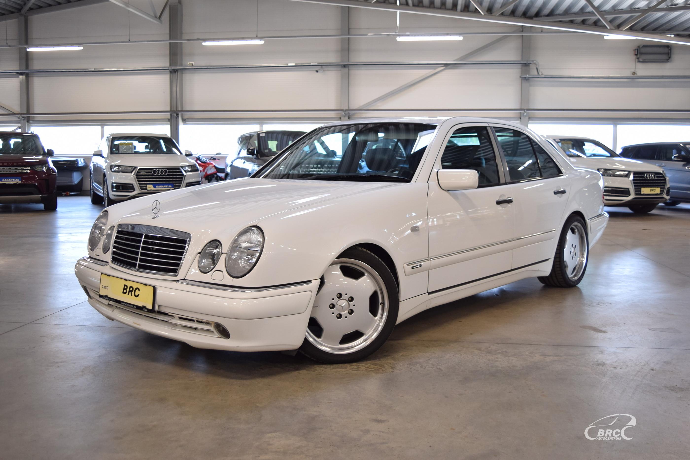 Mercedes-Benz E 430 A/T