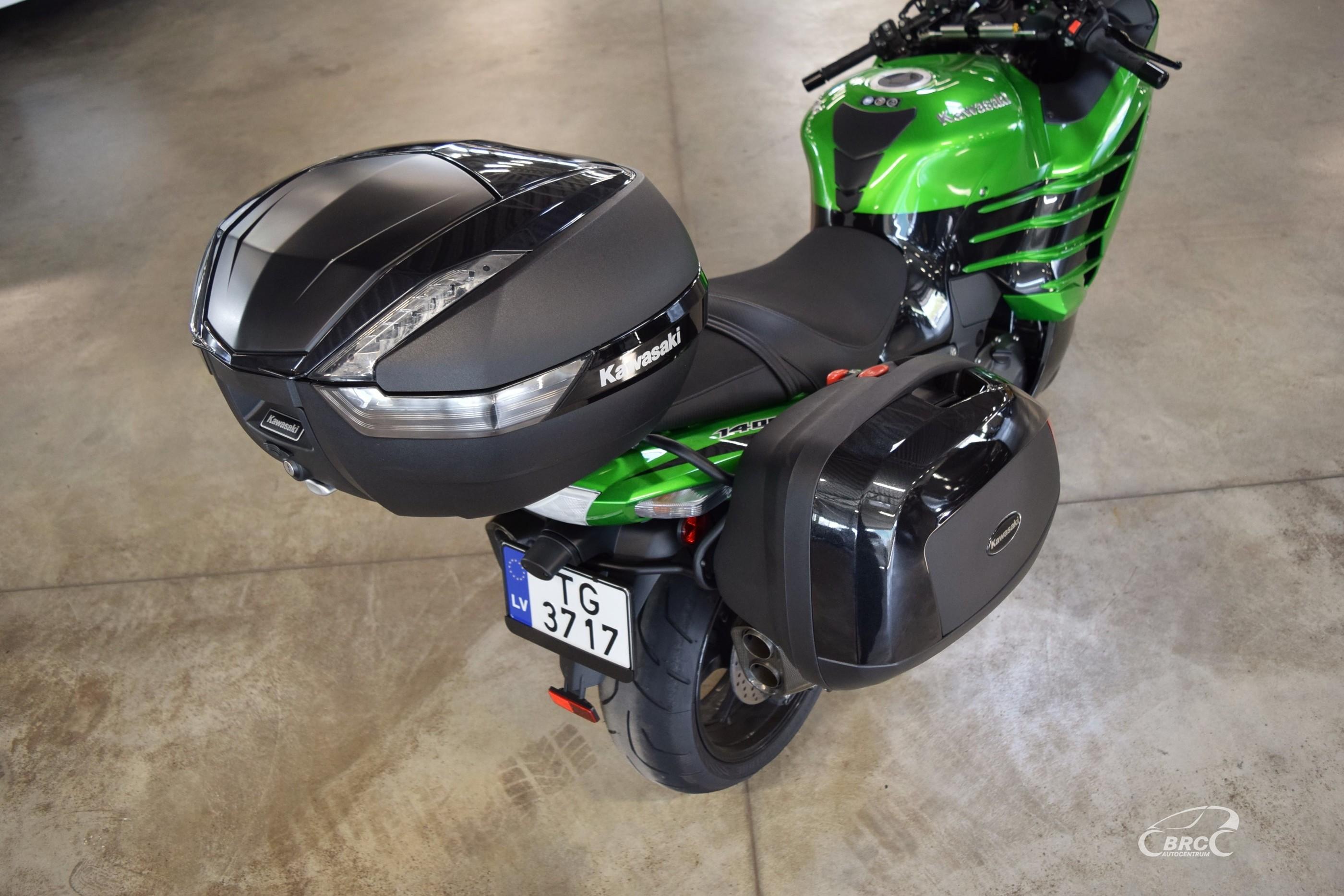 Kawasaki ZZR 1400 ABS
