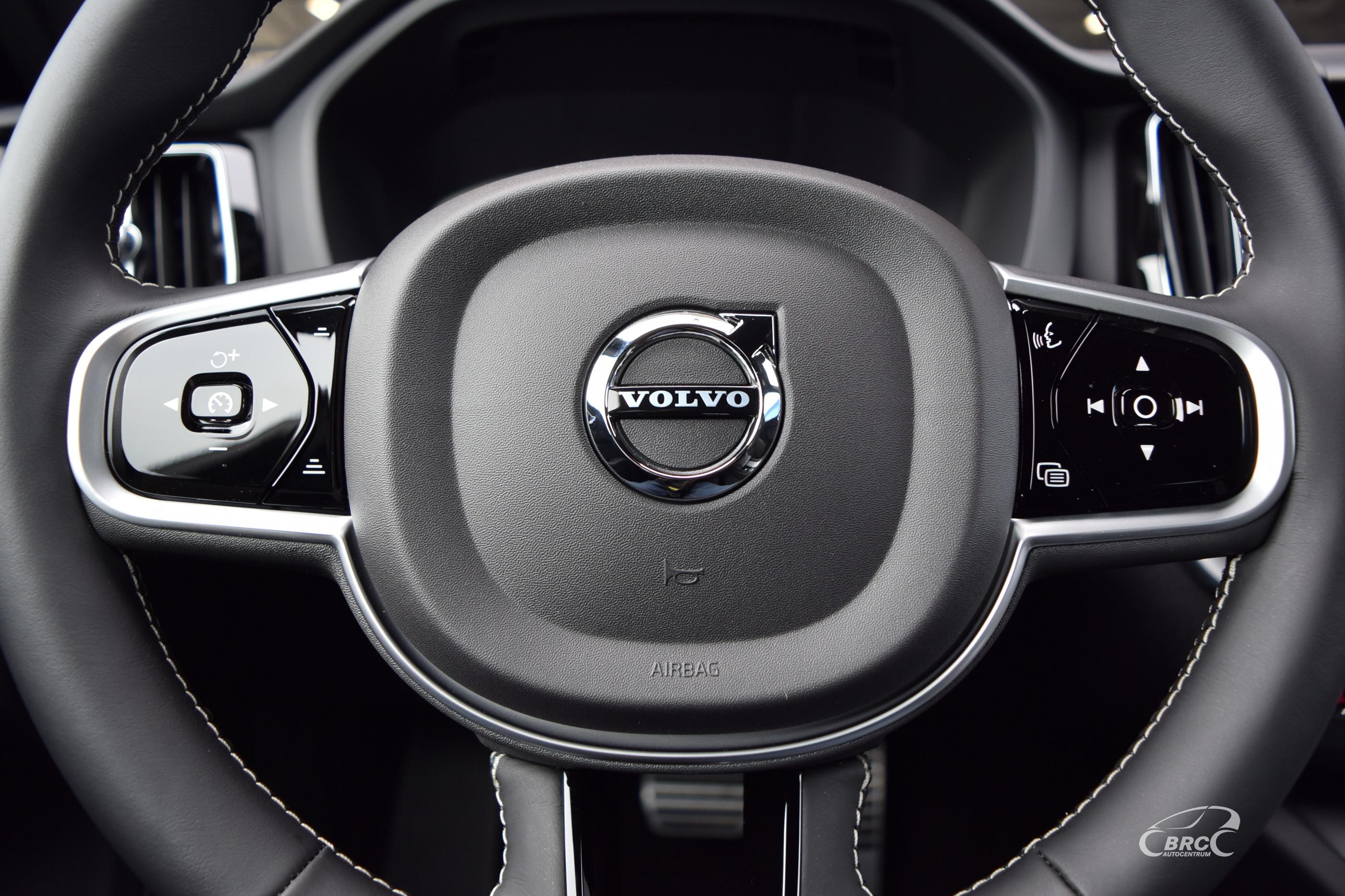 Volvo XC 60 B5 R-Design AWD Mild-Hybrid