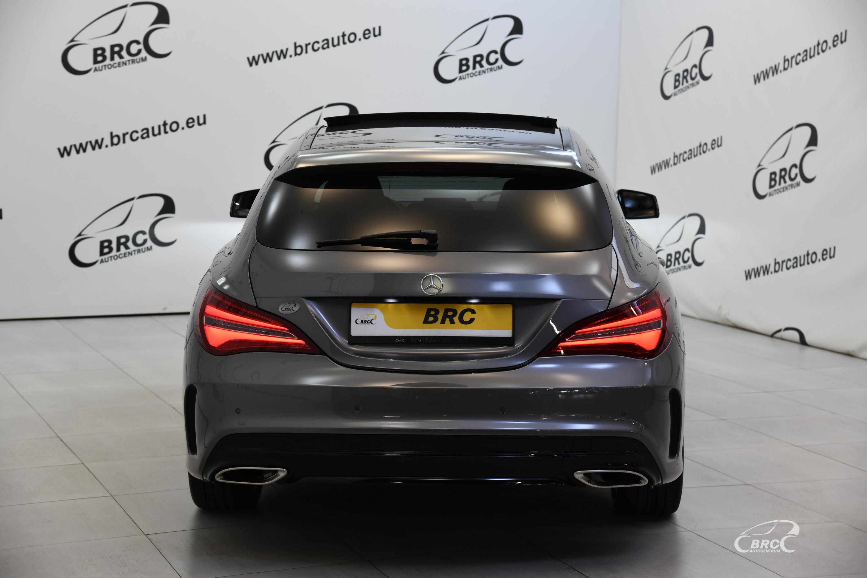 Mercedes-Benz CLA 200 CDI Shooting Brake AMG-Line Night Package