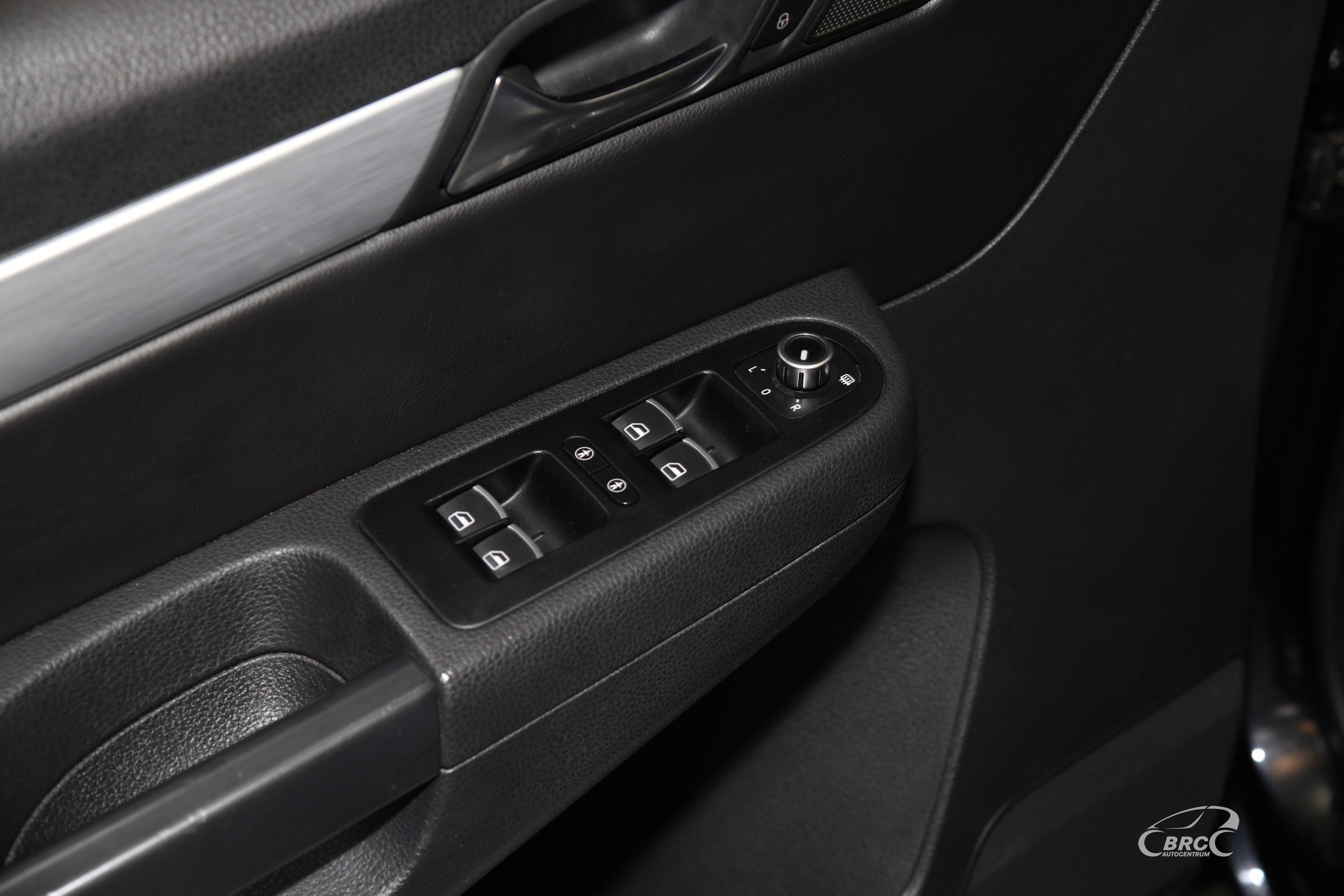 Volkswagen Sharan 2.0 TDI DSG Bluemotion