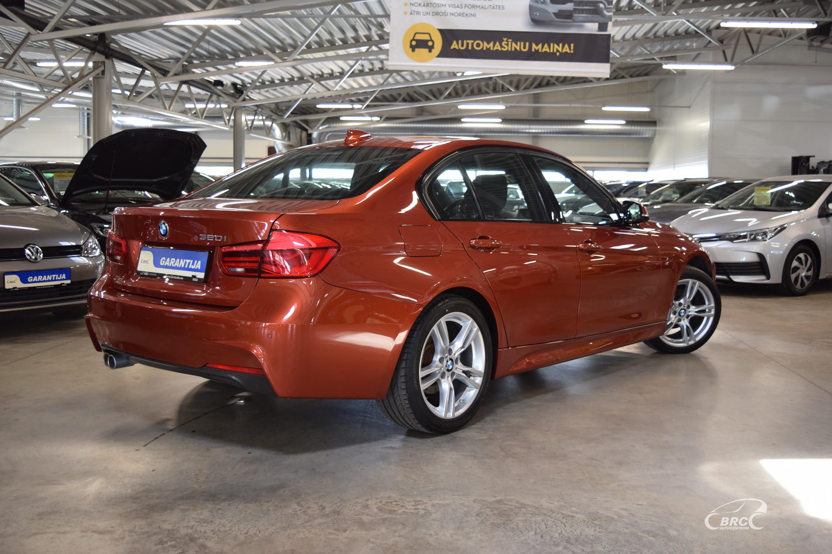 BMW 320 i M-Pakete