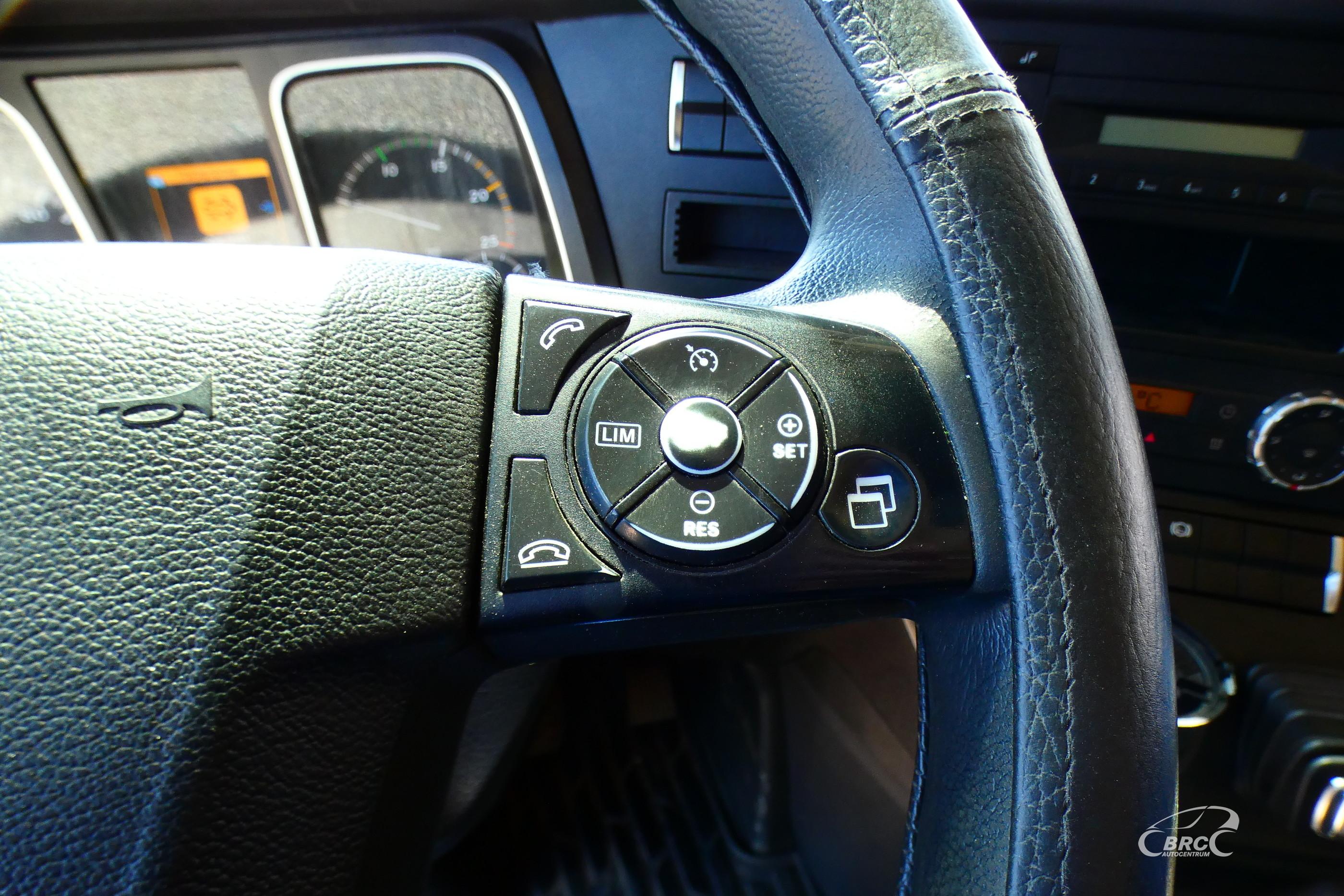 Mercedes-Benz Actros + Mono (2012)
