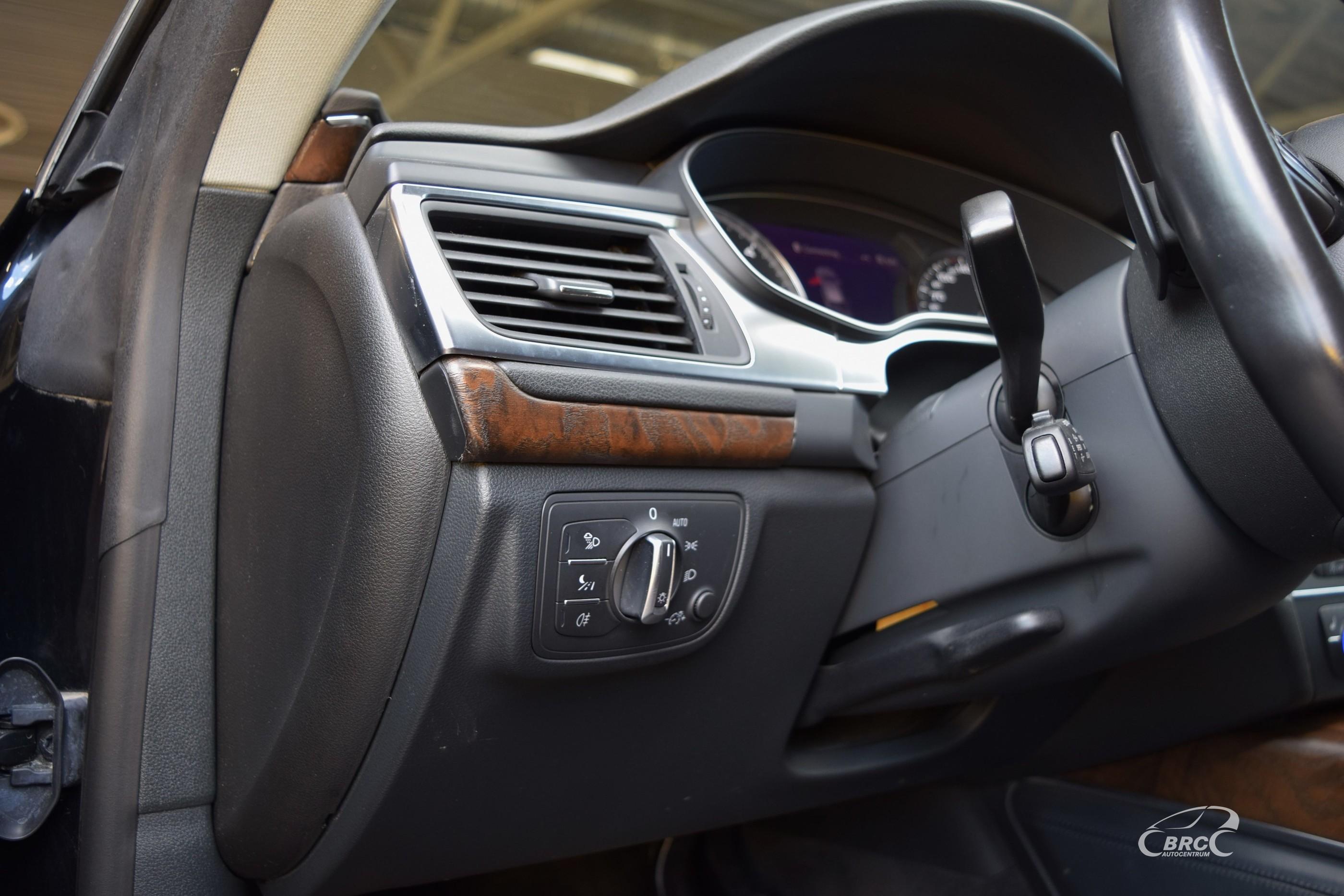 Audi A7 TDi Quattro