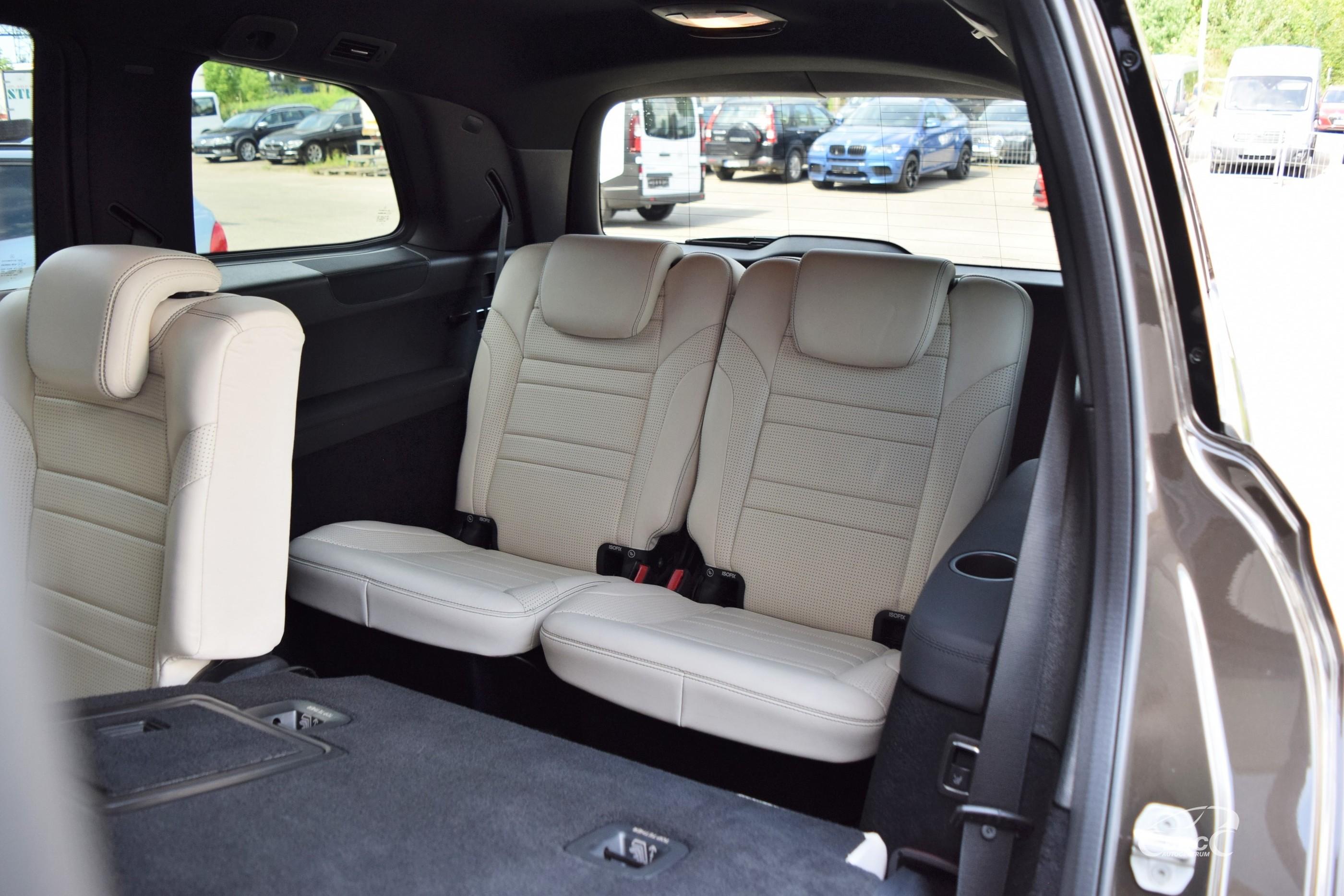 Mercedes-Benz GLS 63 AMG V8 BiTurbo 7 seats