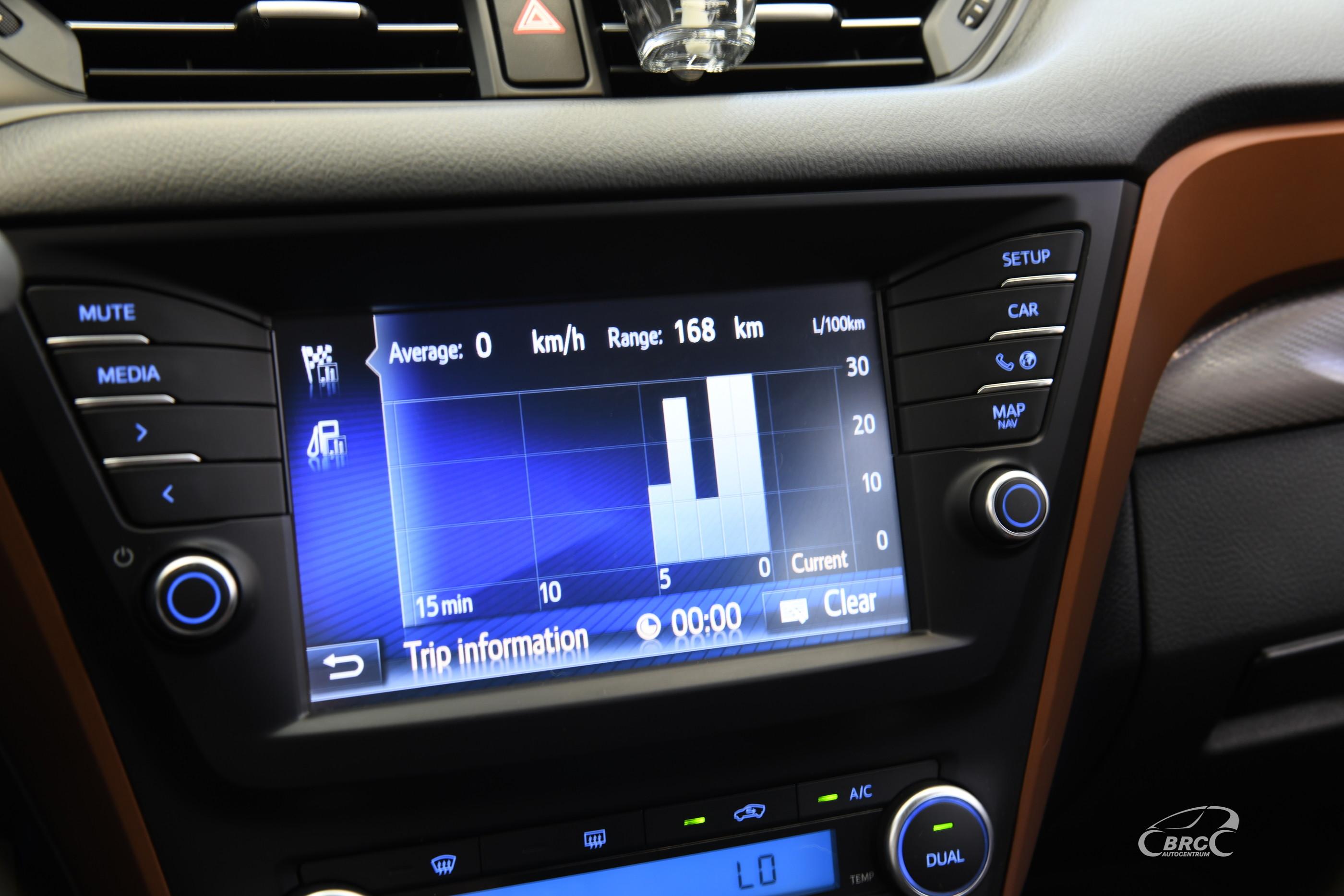 Toyota Avensis 1.8 Valvematic Active