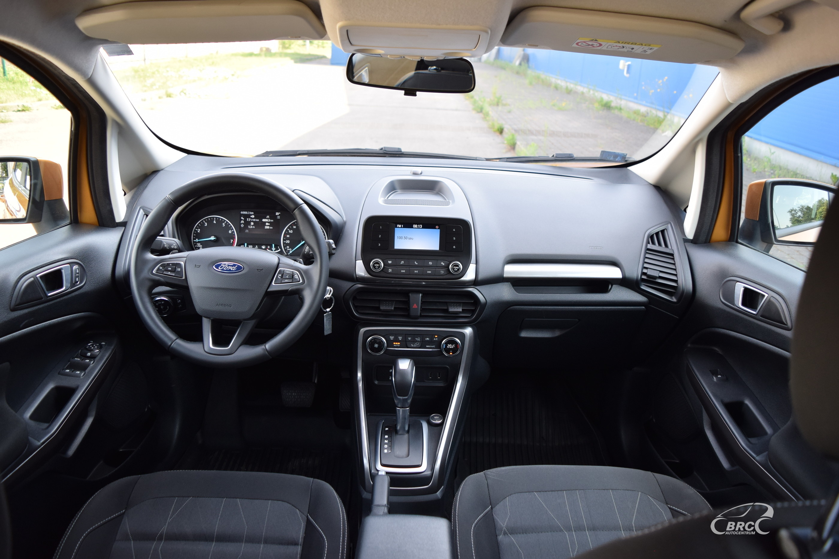 Ford EcoSport FWD A/T