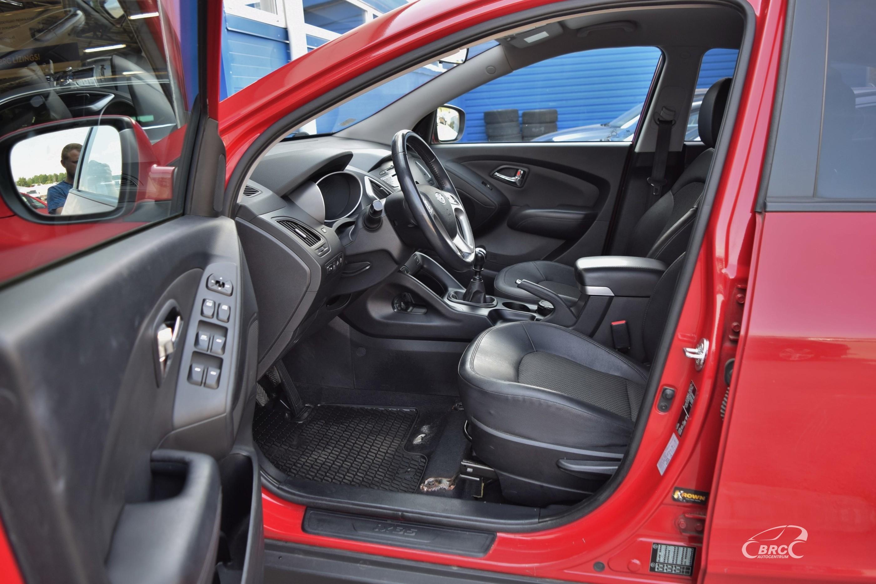Hyundai ix35 BlueDrive FWD M/T