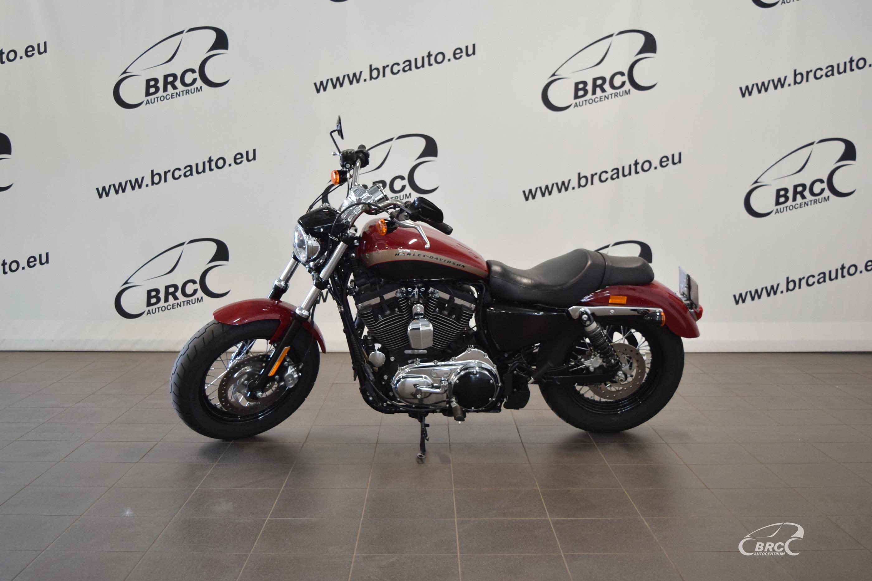 Harley-Davidson Sportster 1200 XL CUSTOM
