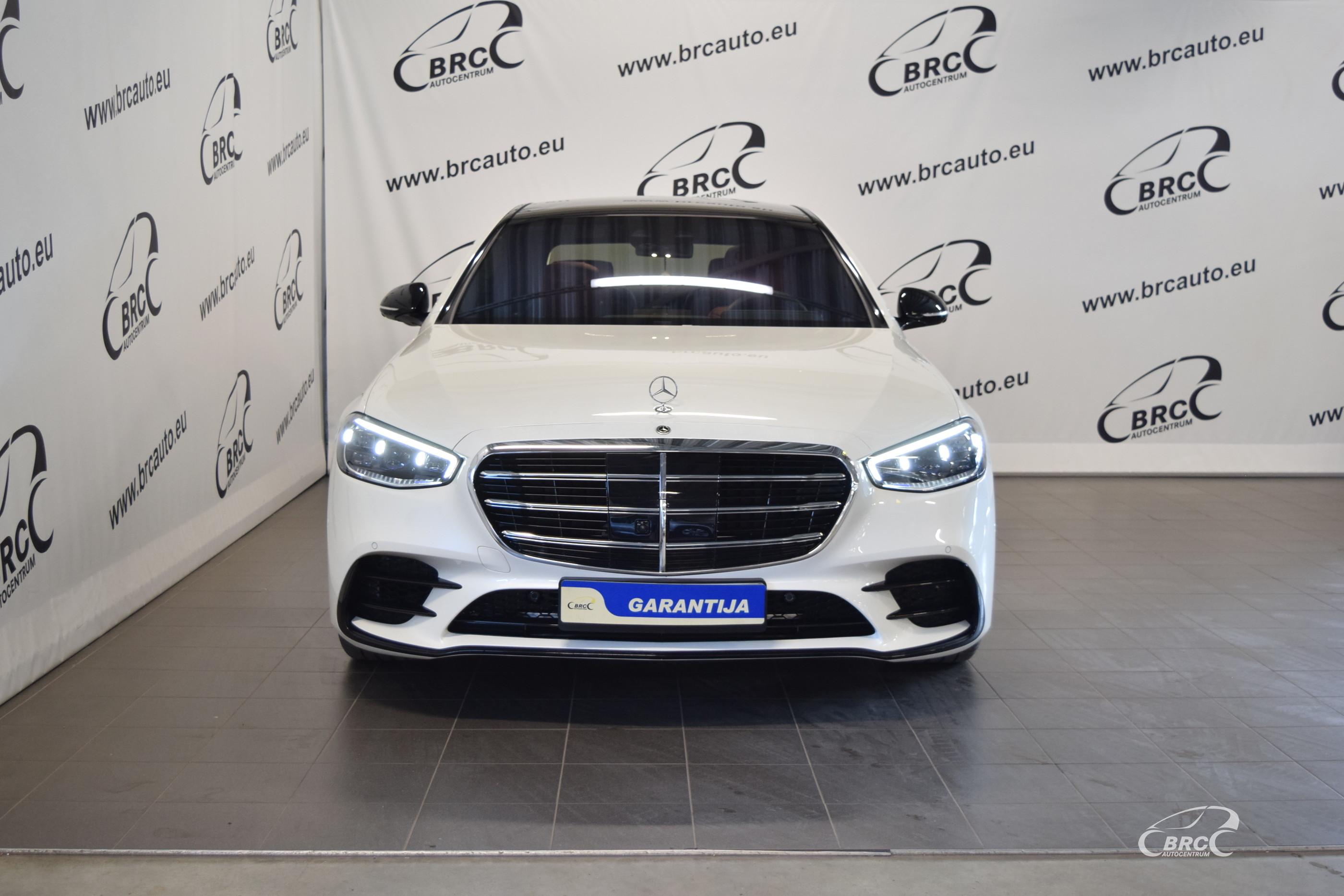 Mercedes-Benz S 500 Long AMG Design 4Matic